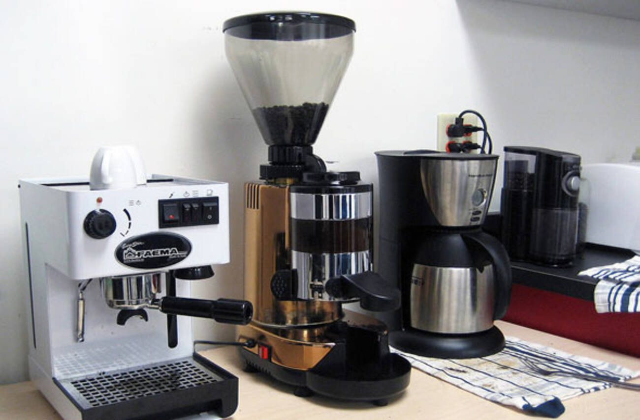 8 places to buy espresso machines in Toronto