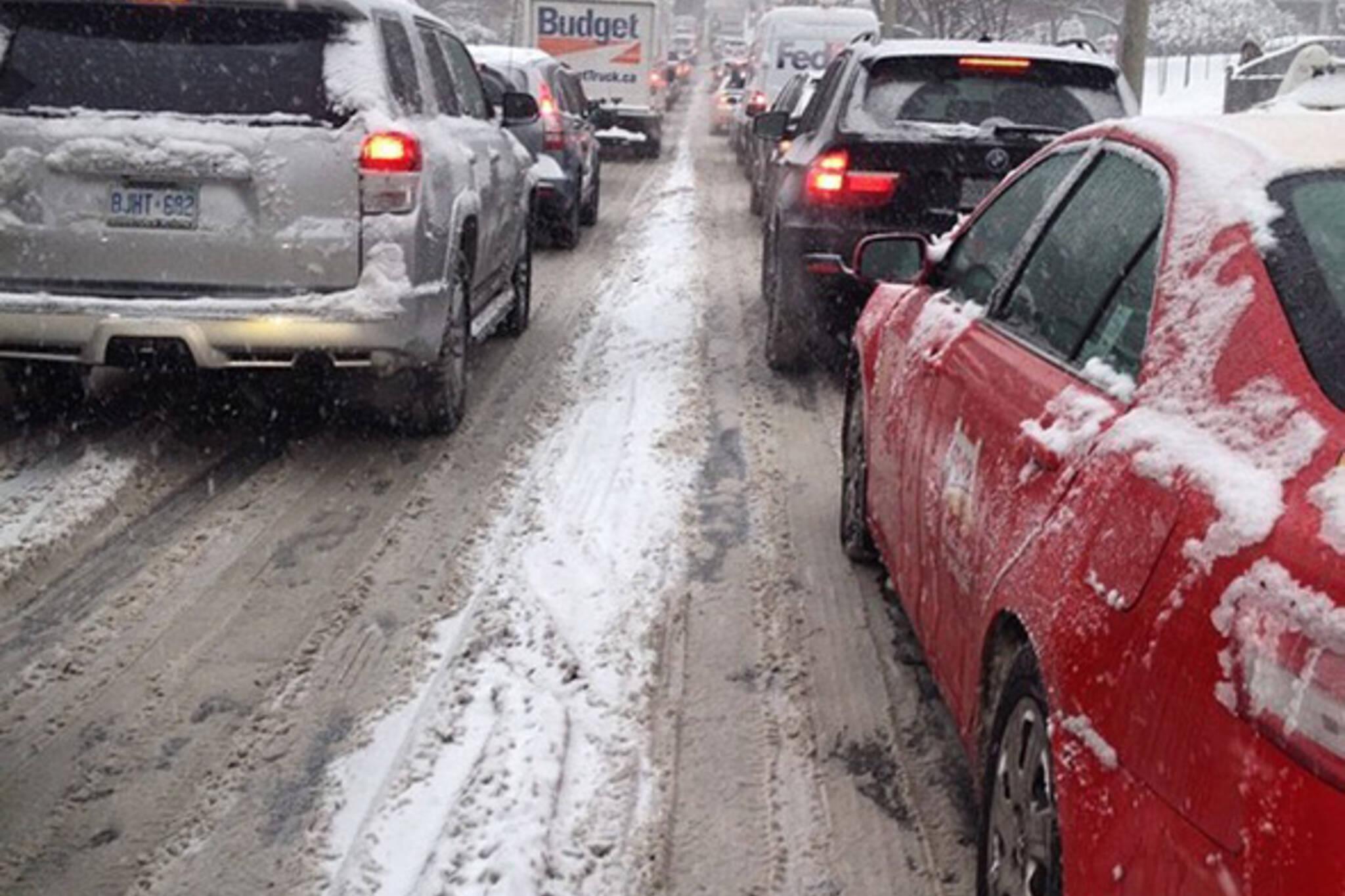 toronto snowstorm 2014