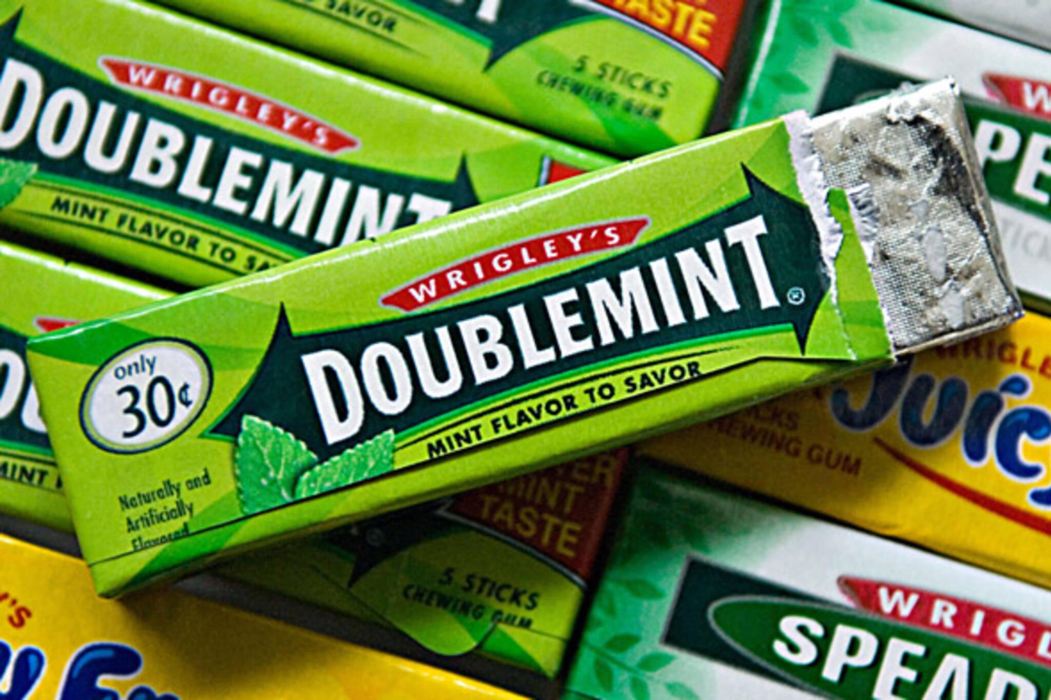 wrigley gum factory