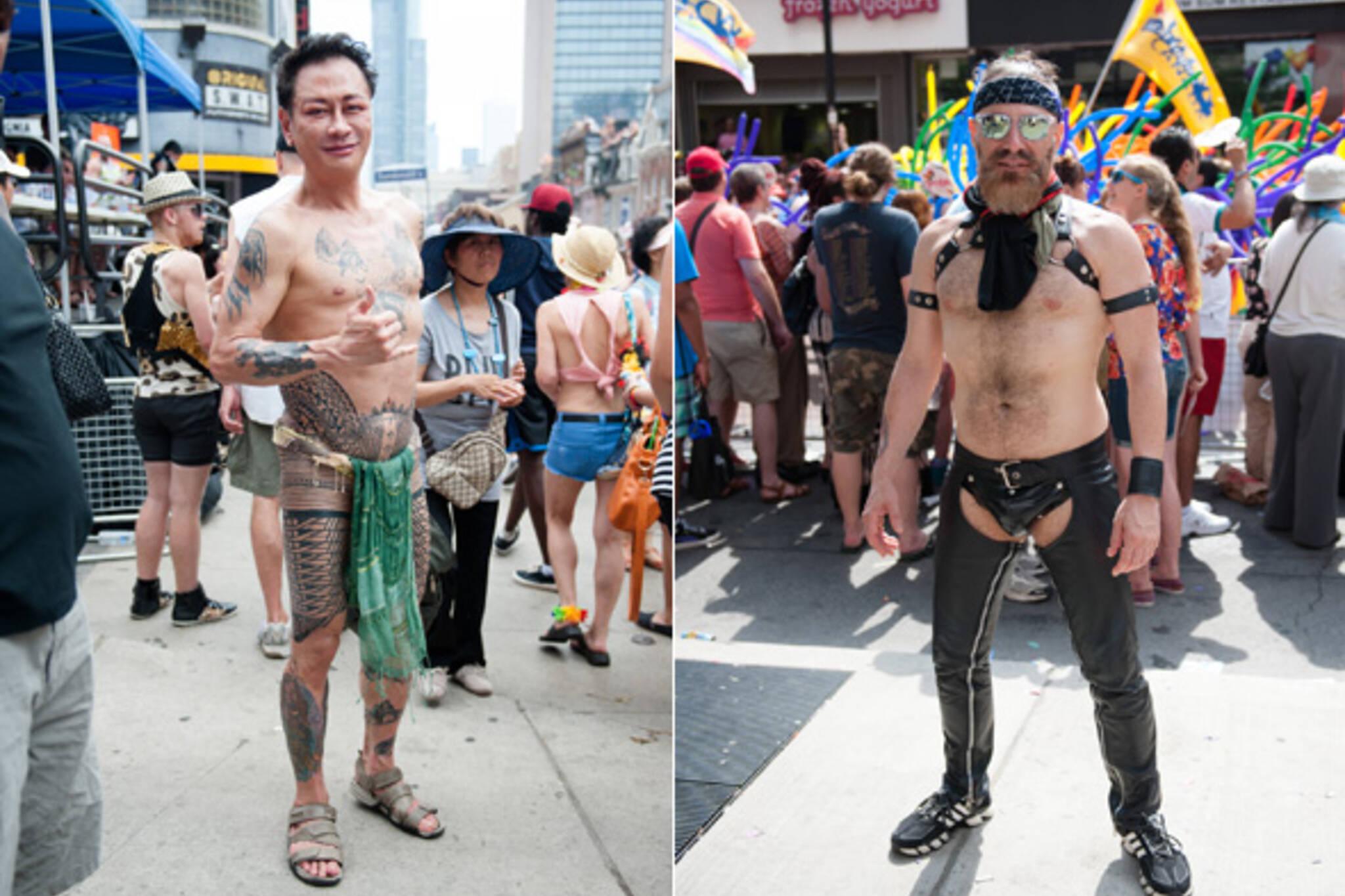 pride street style toronto