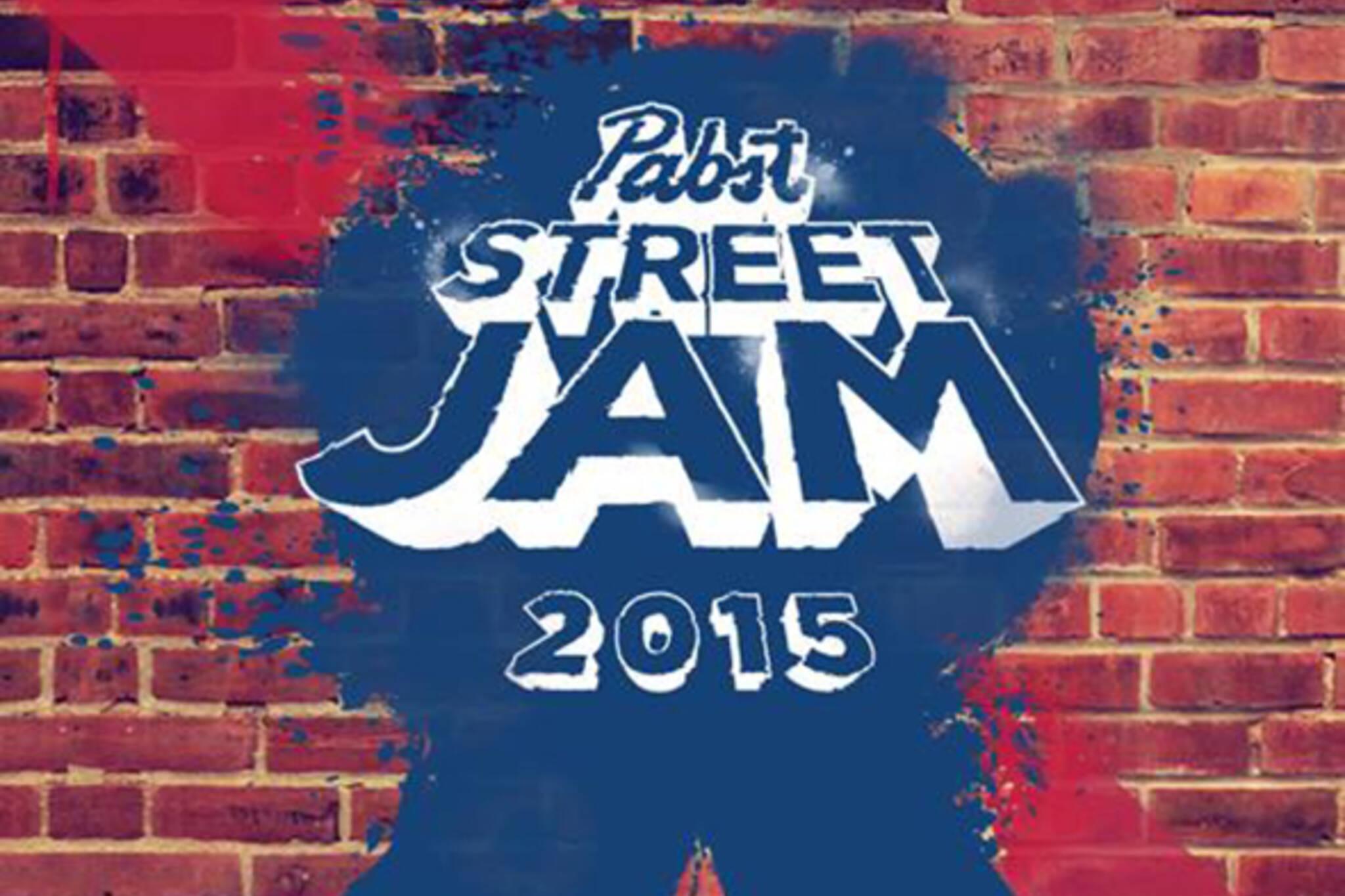 Pabst toronto street jam