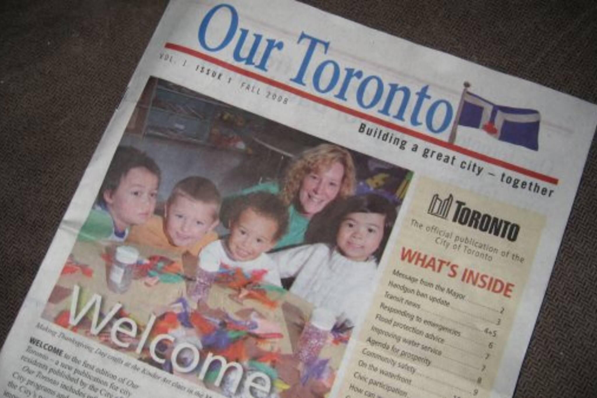 Our Toronto