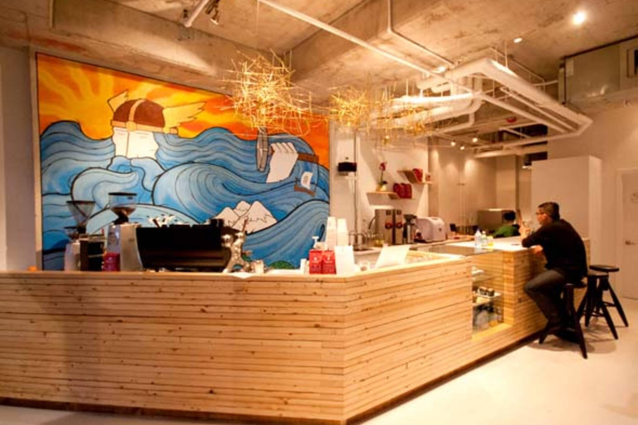 Bathurst cafe