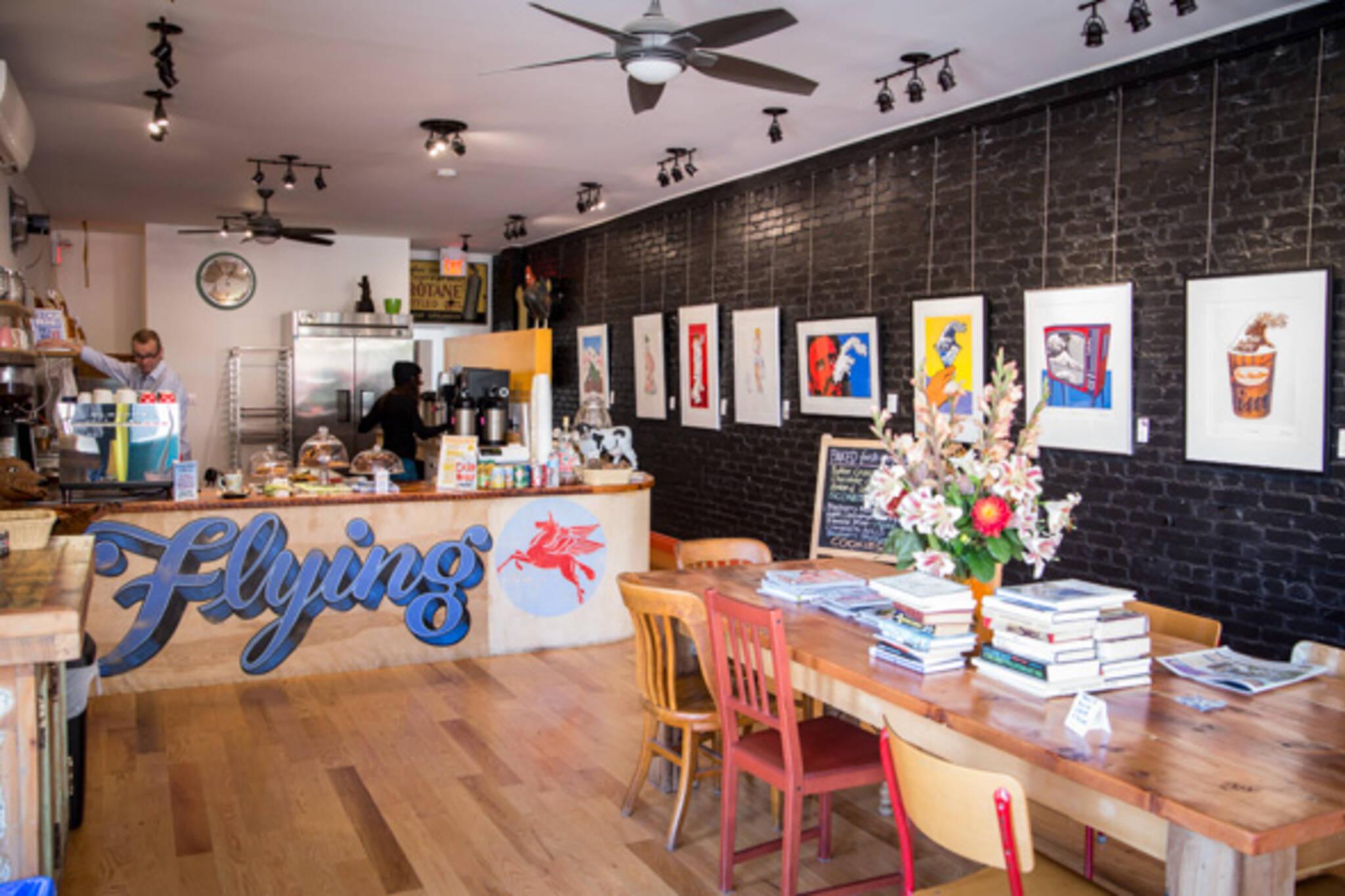 Flying Pony Cafe