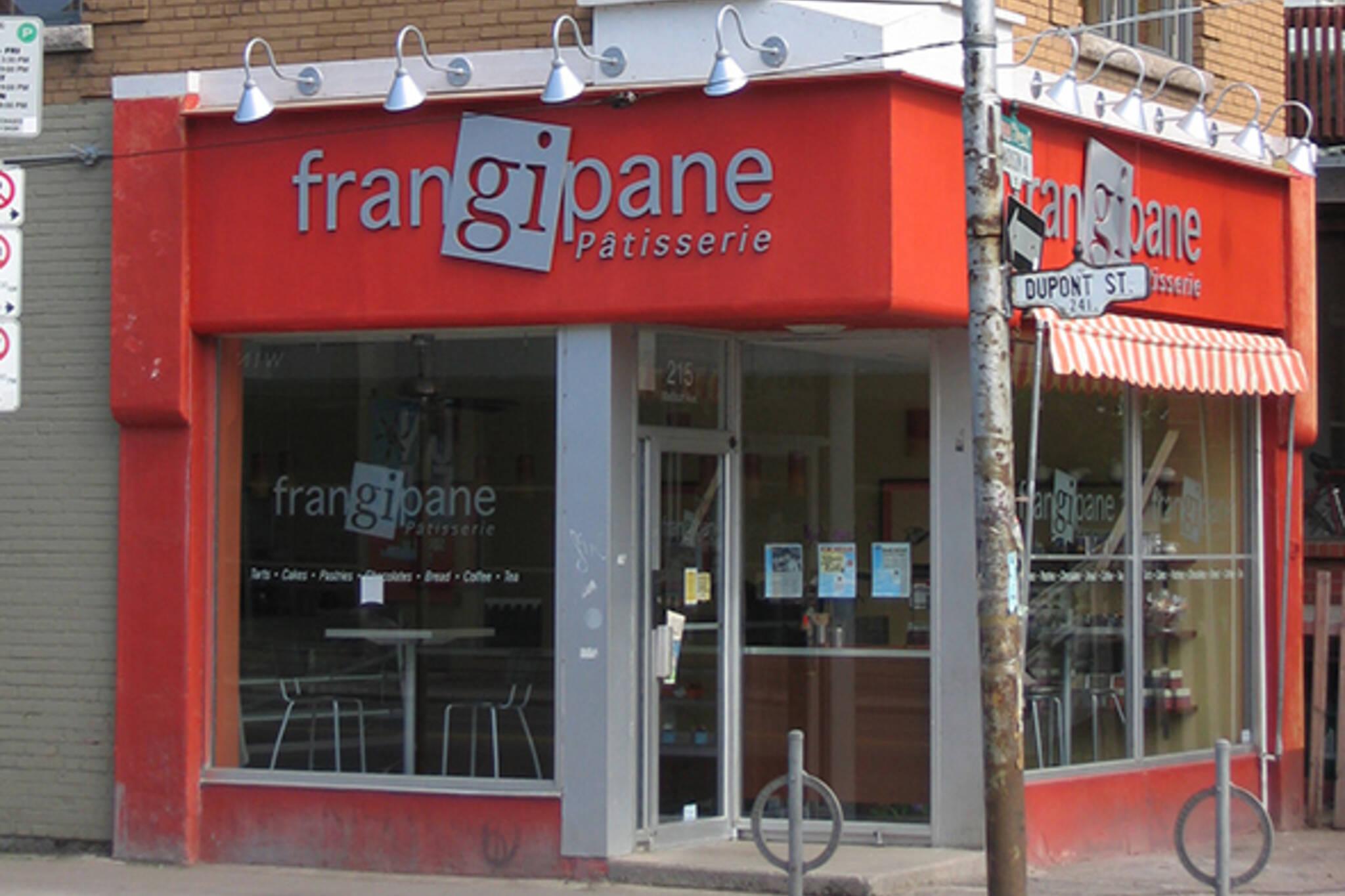 Frangipane Toronto
