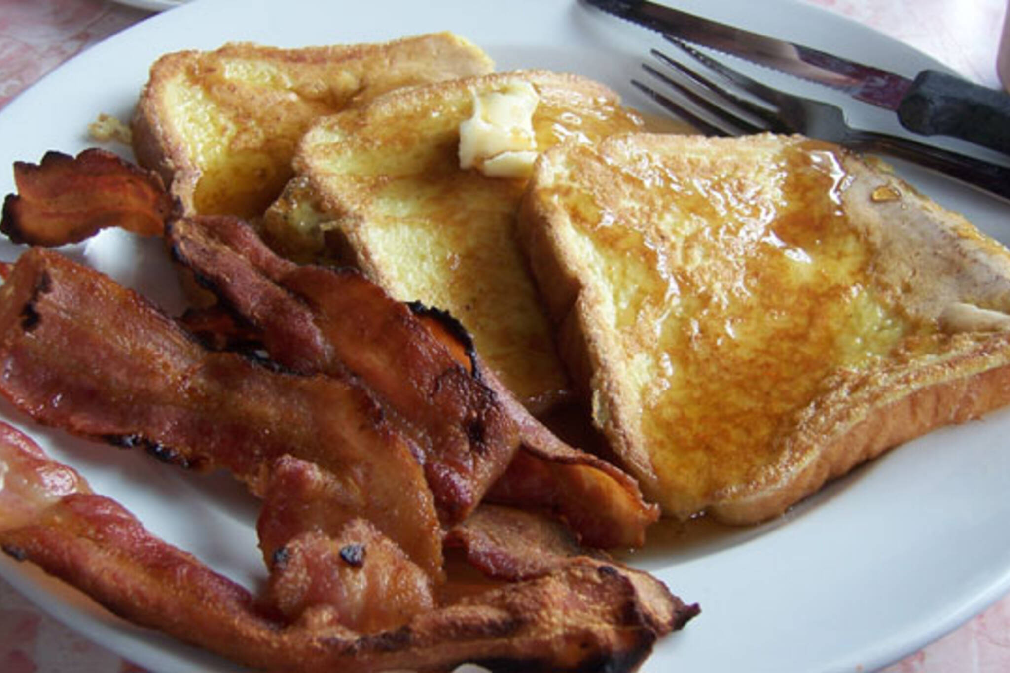 Sneaky Dee's Breakfast