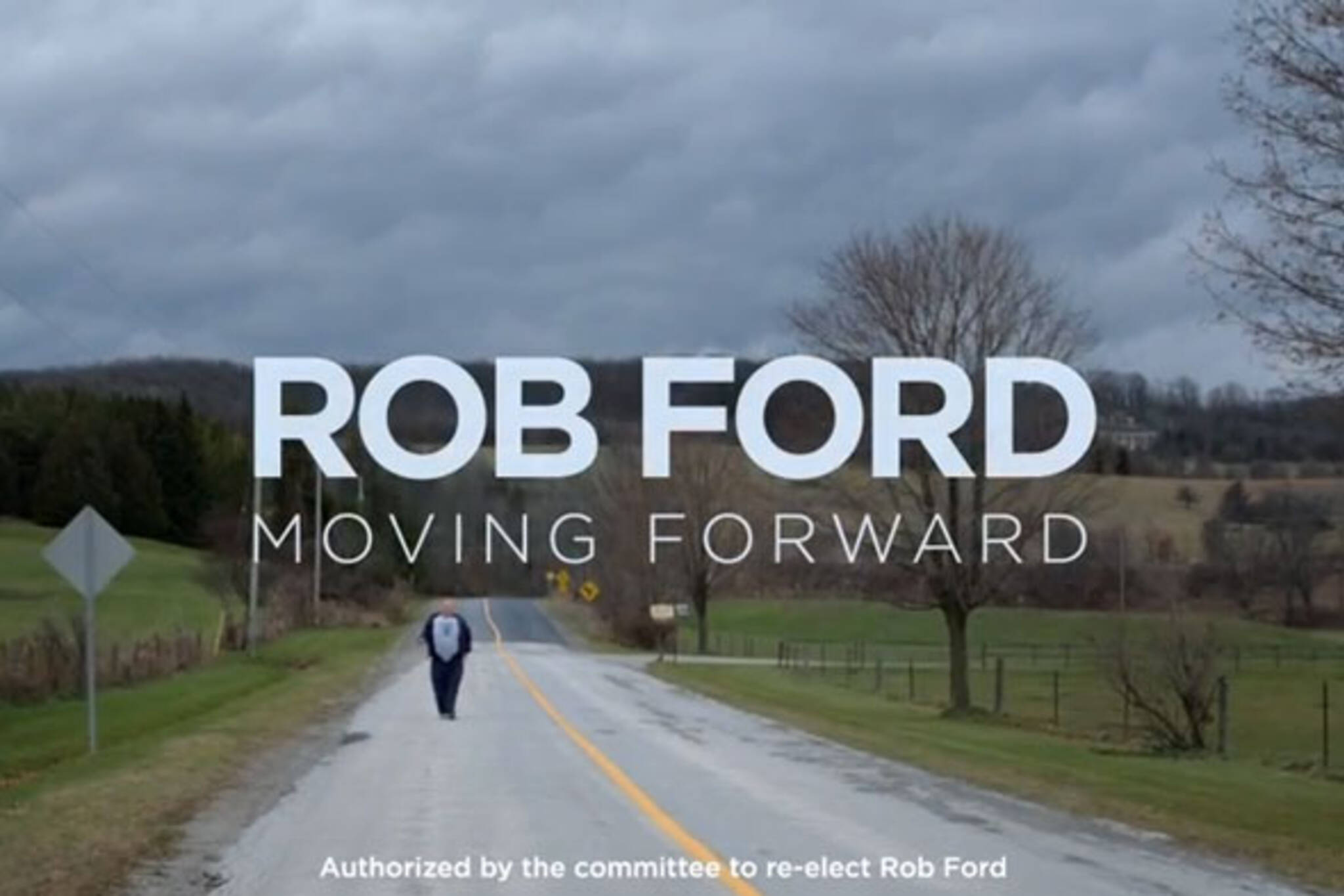 rob ford campaign video