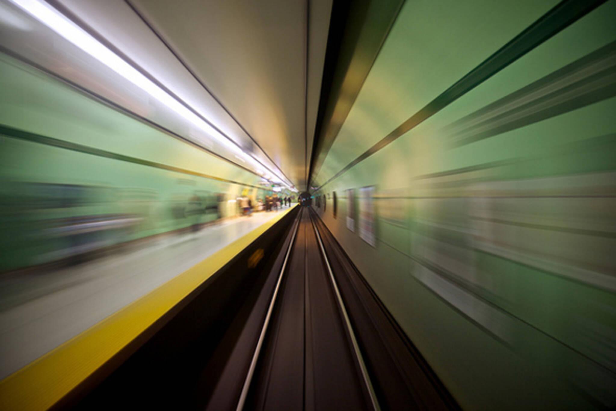 St. Patrick Station TTC