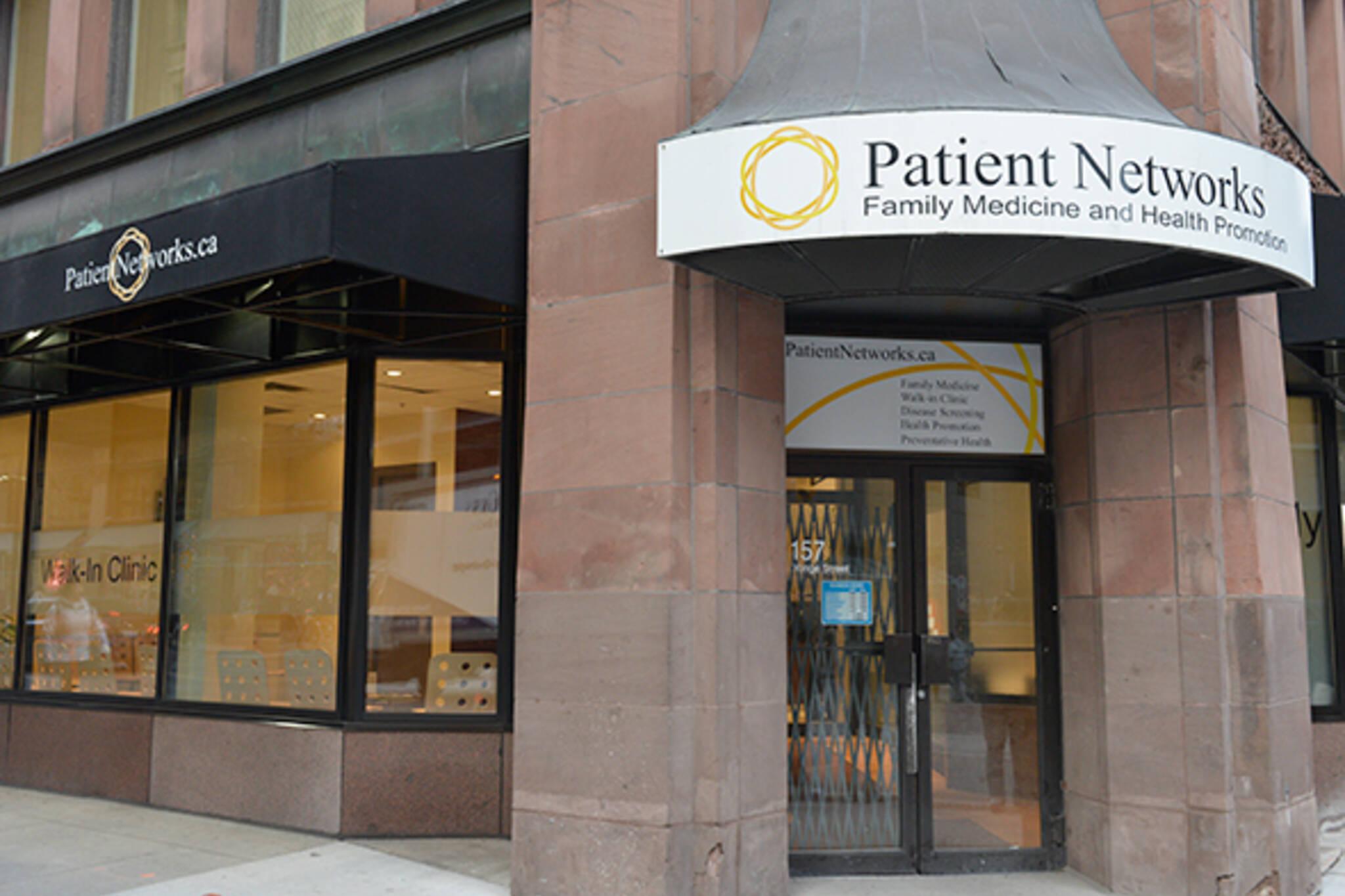 Walk in clinics Toronto