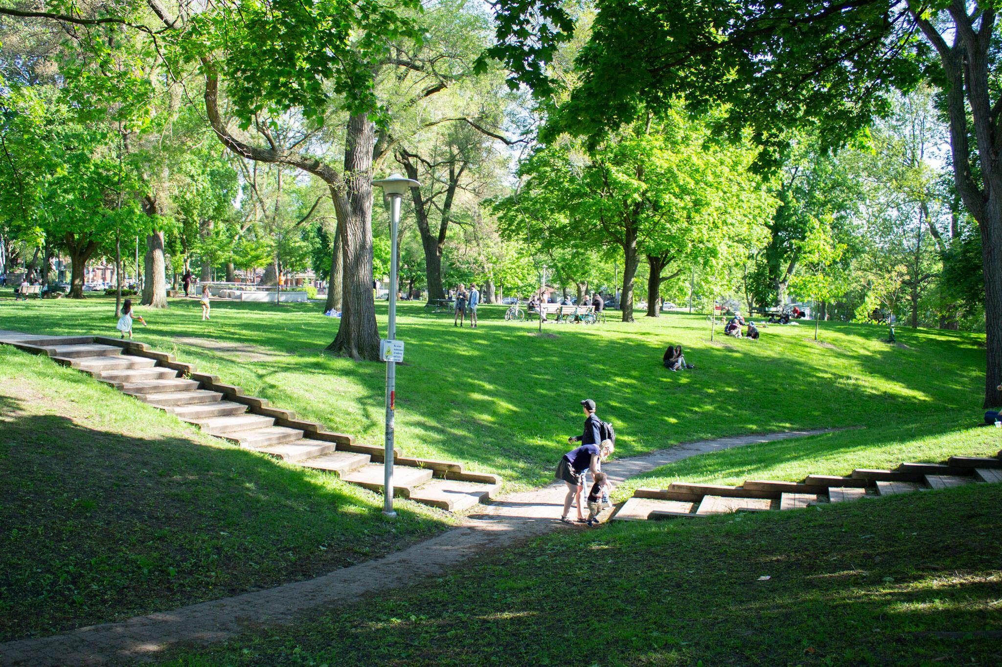 dufferin grove park