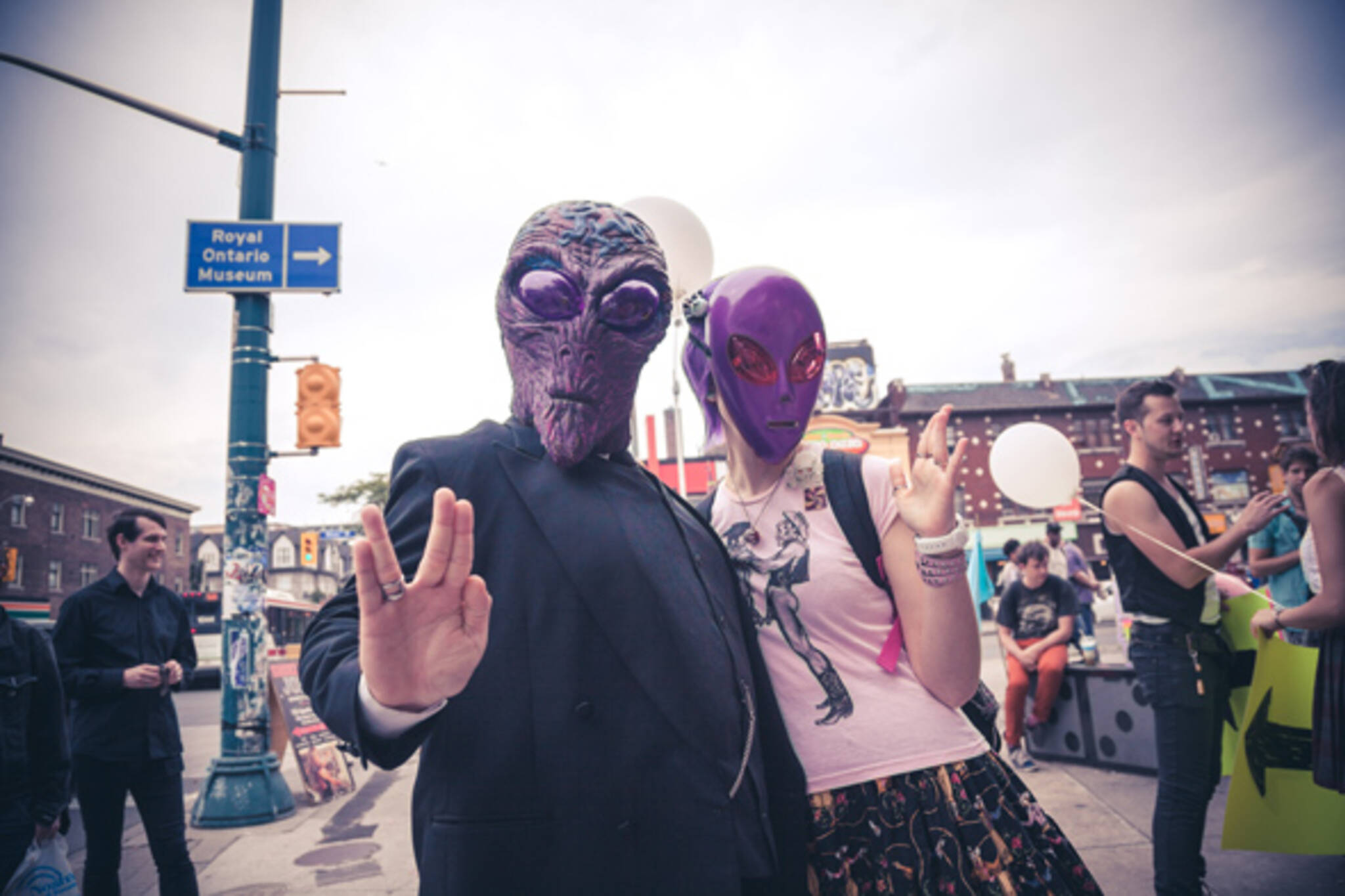 quirky events toronto