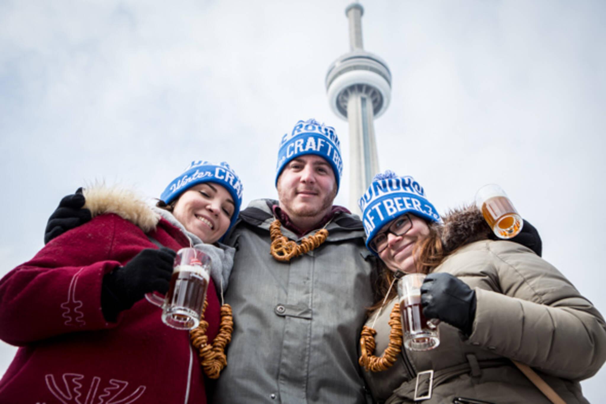 Roundhouse Winter Beer Fest Toronto