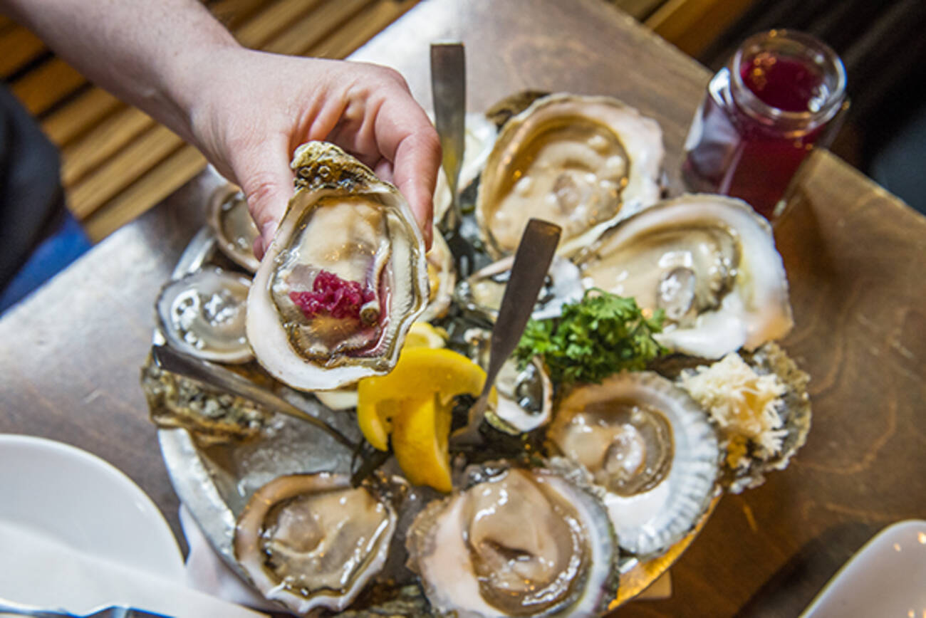 The Best Oysters In Toronto
