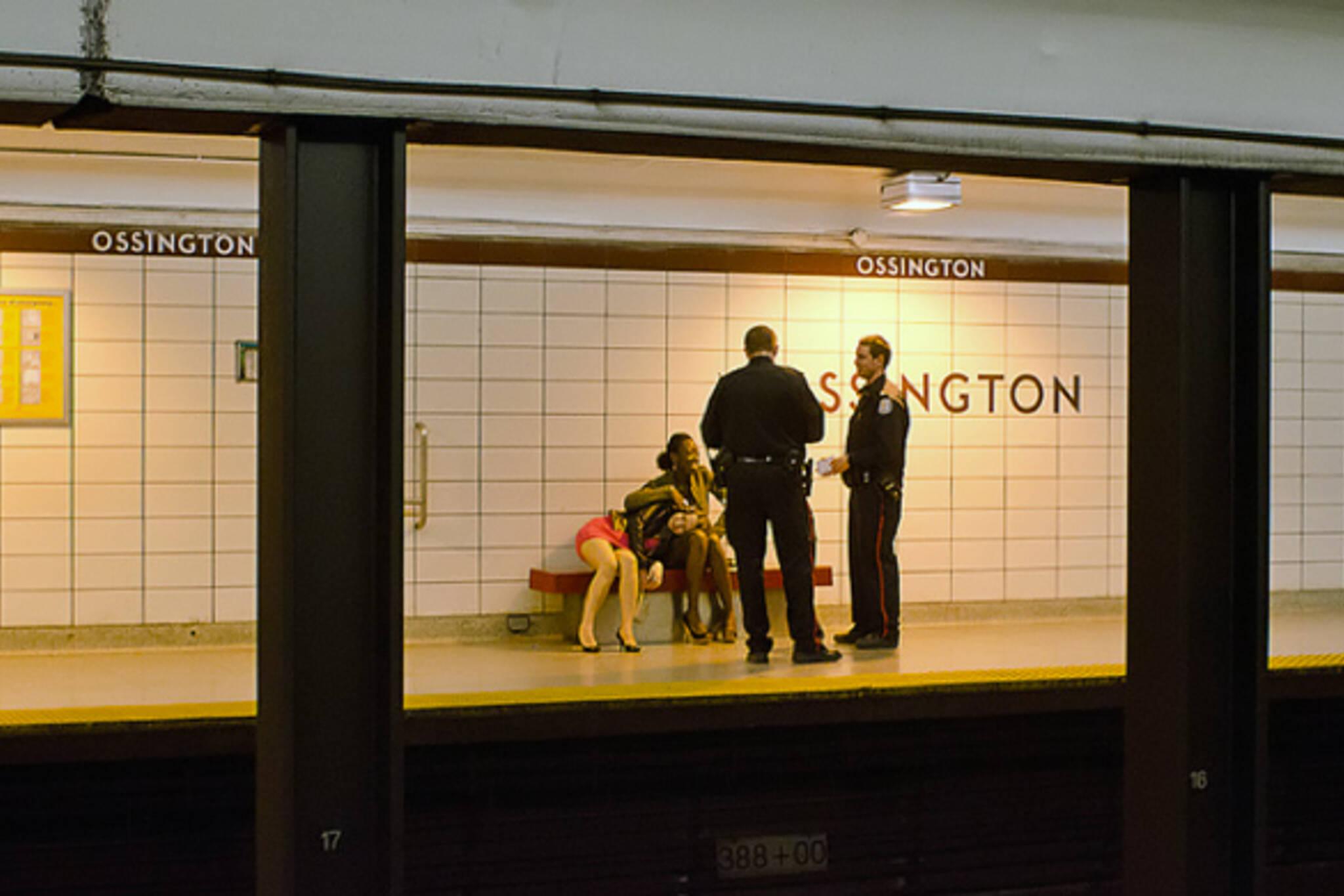Ossington Station