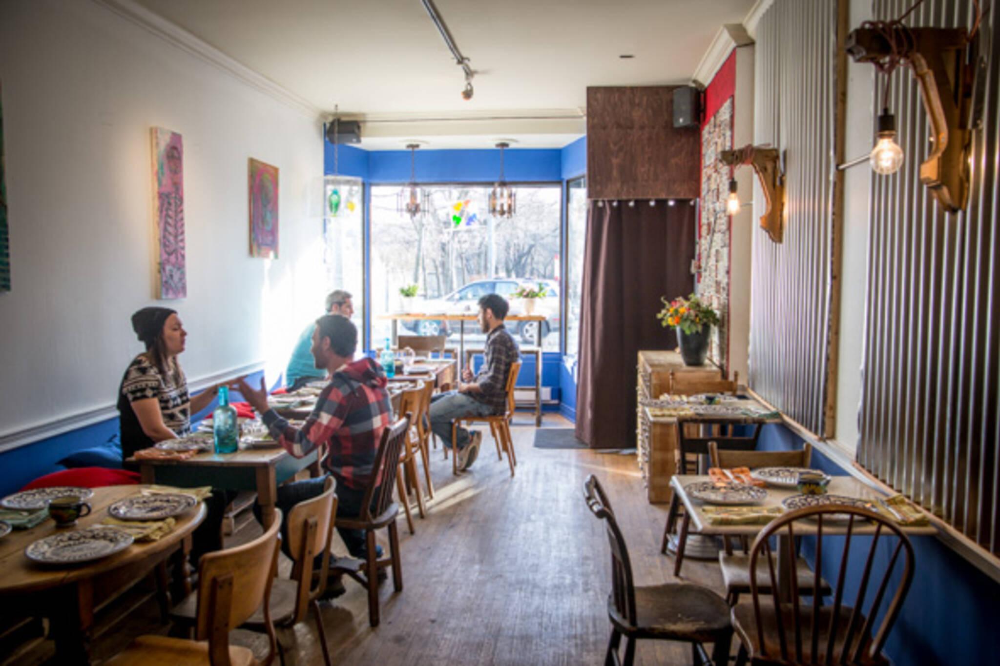 restaurant ipo toronto