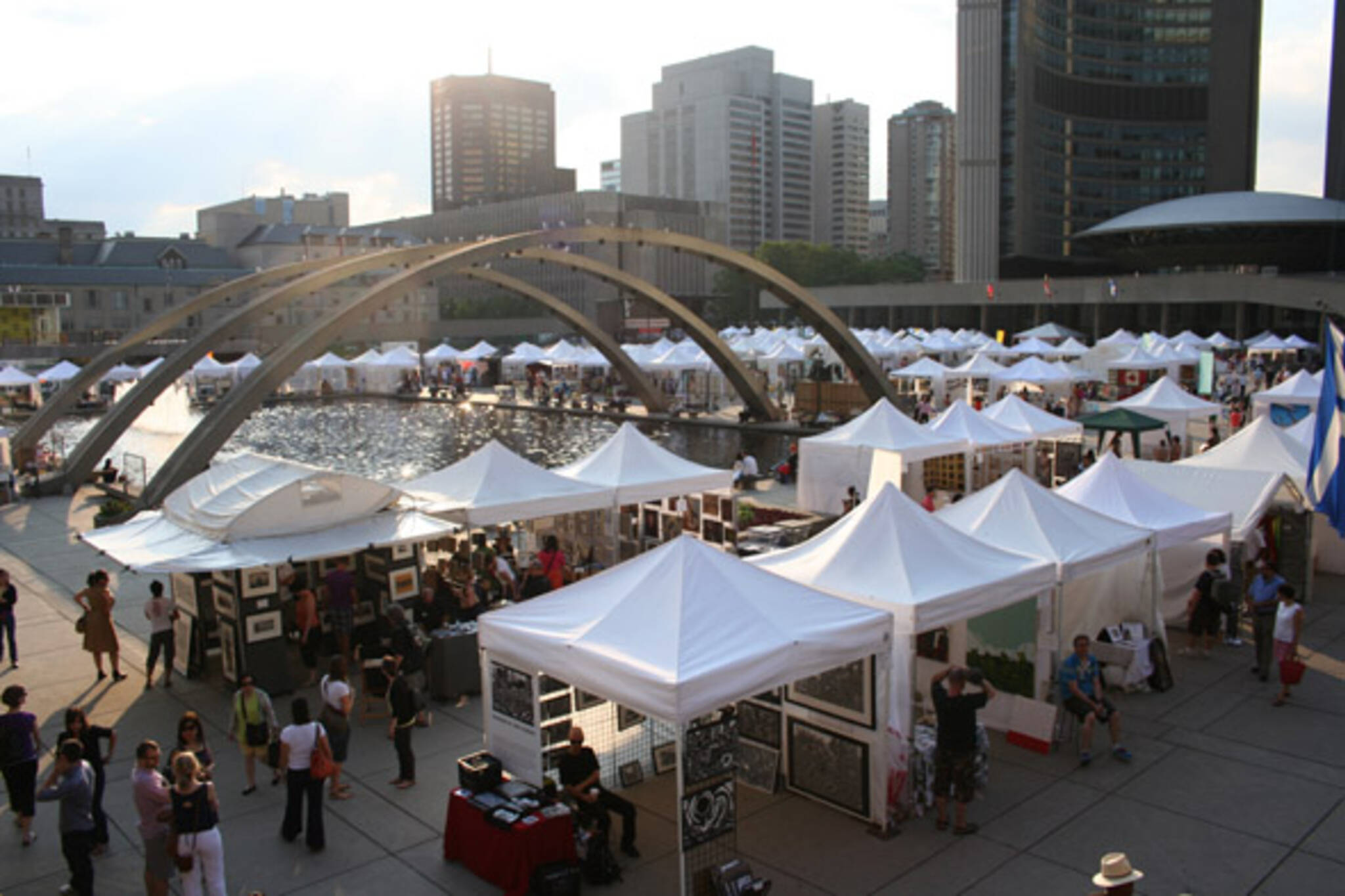 Toronto Outdoor Art Exhibition 2011
