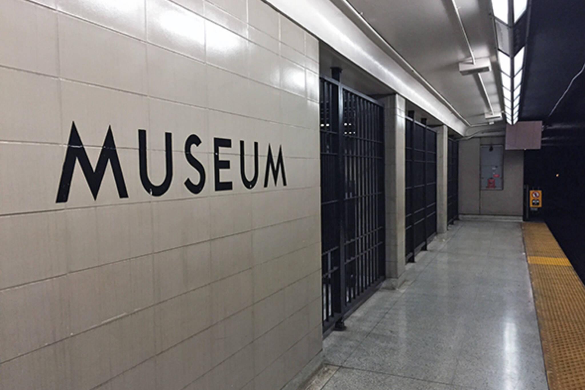 mueseum station jail