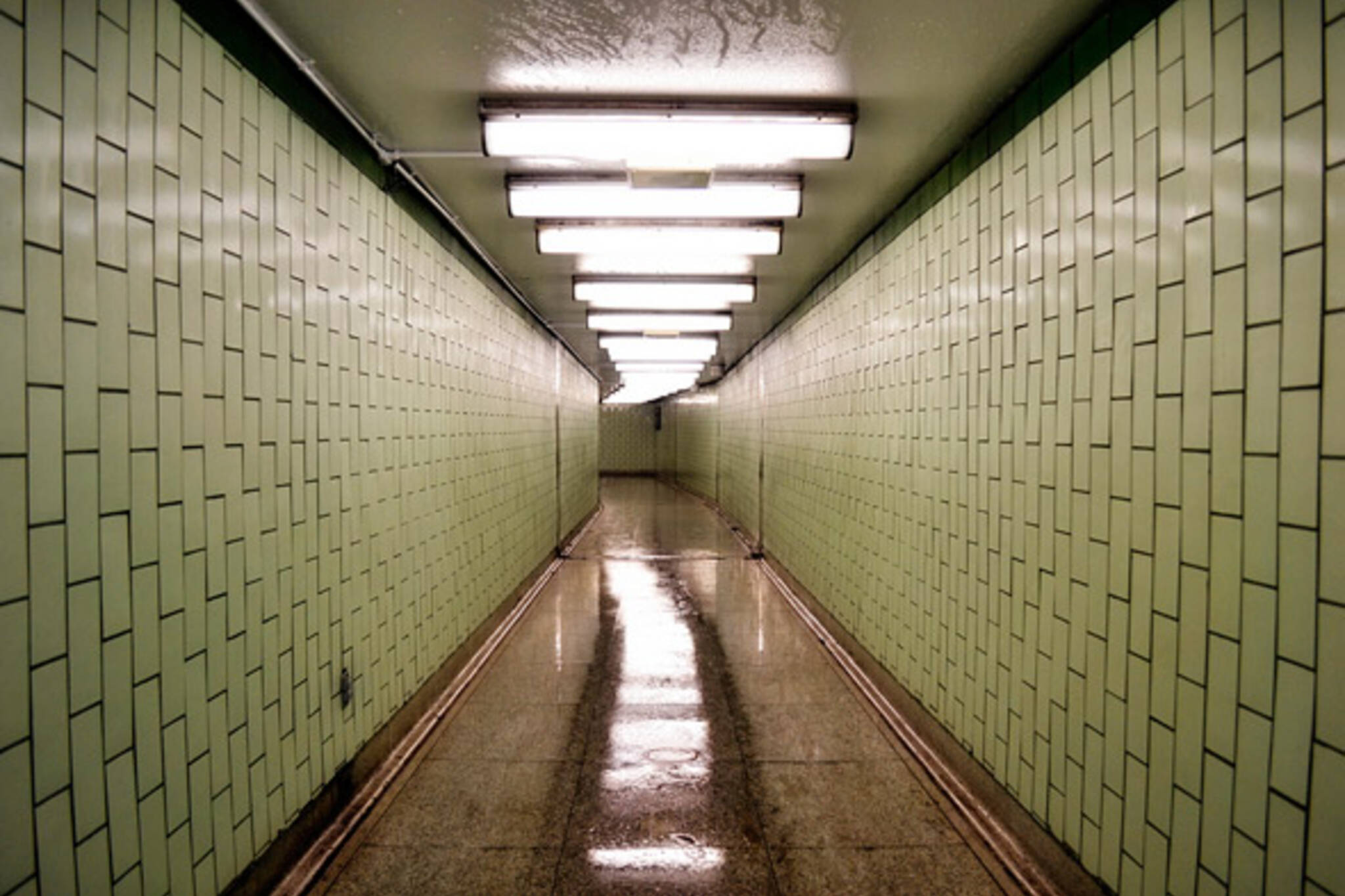 St. Patrick Subway Station
