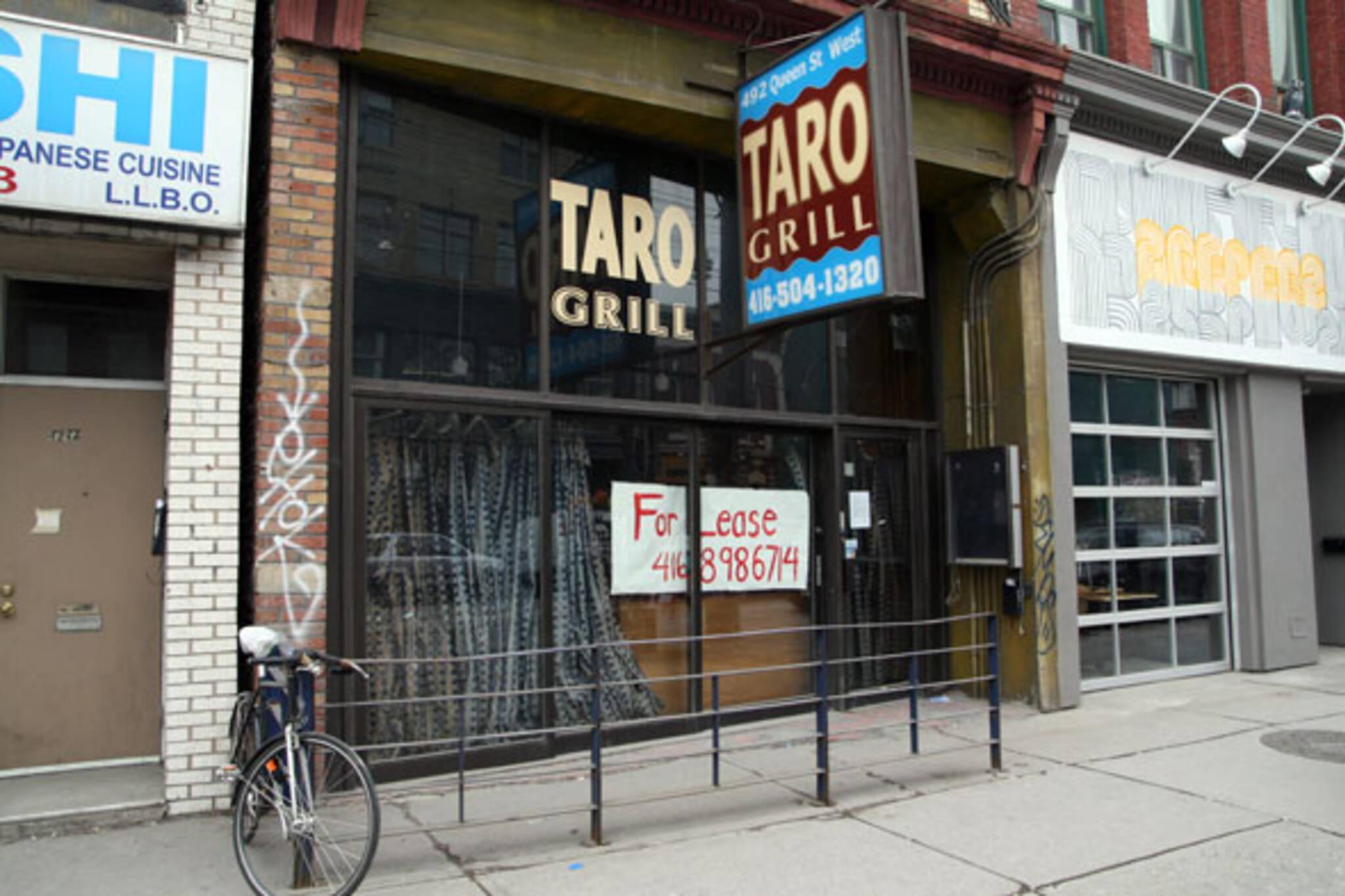 Taro Grill