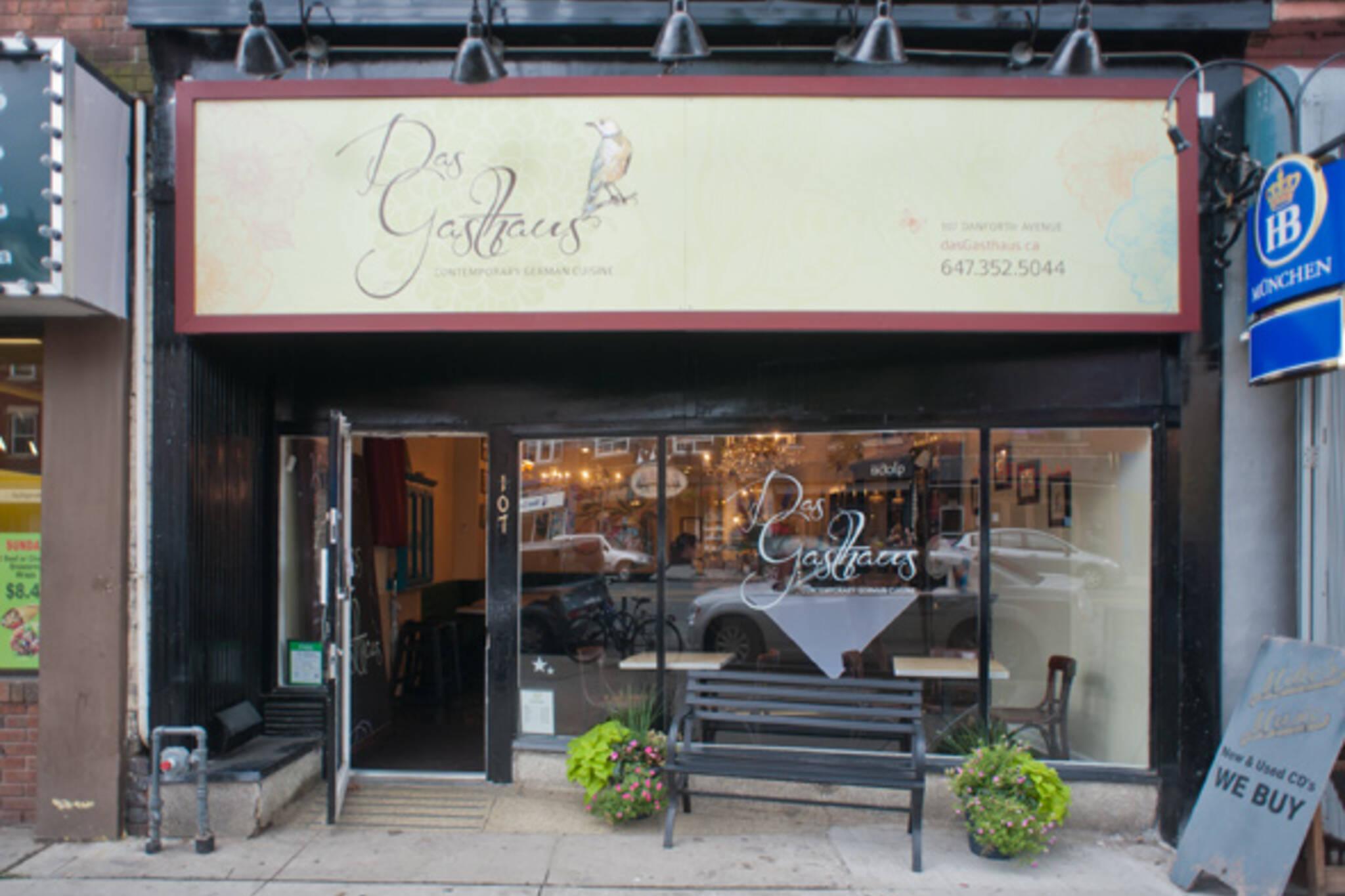 Das Gasthaus Toronto