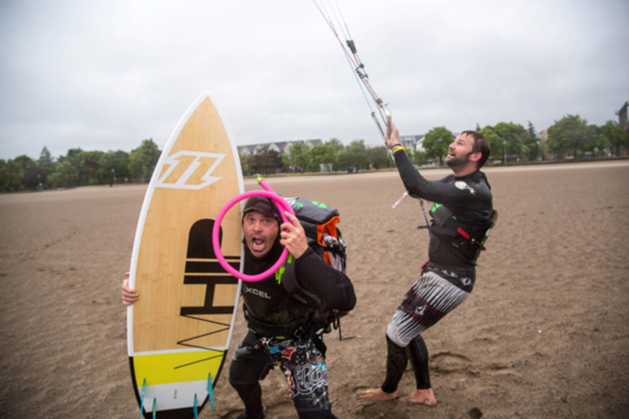 surfing toronto