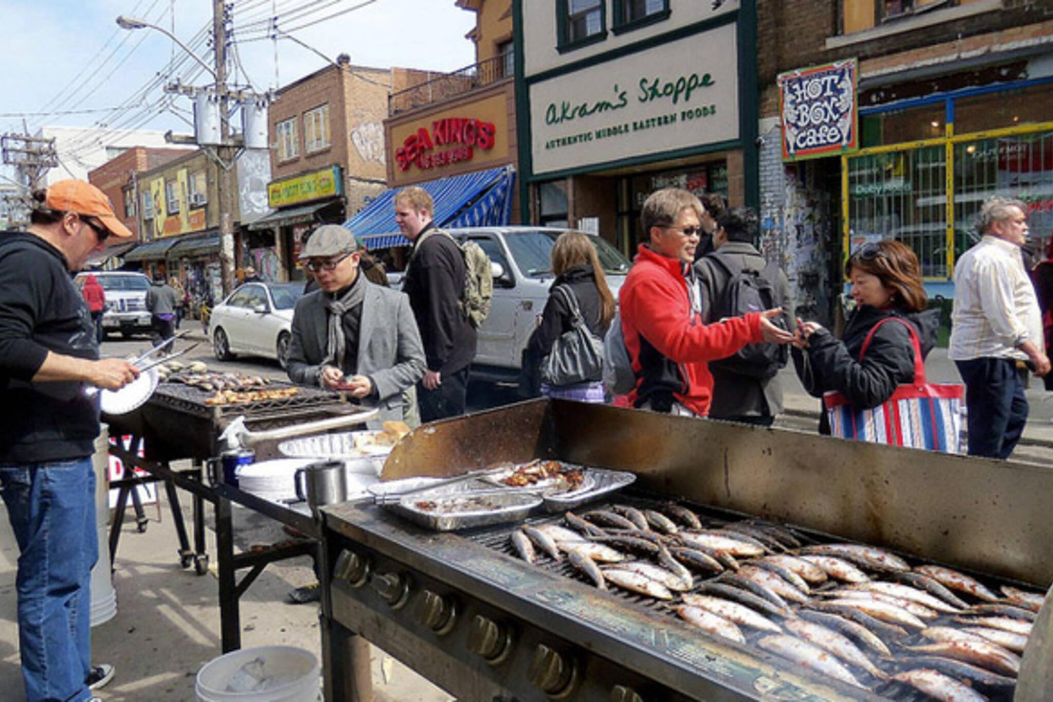 Easter Sardines Toronto