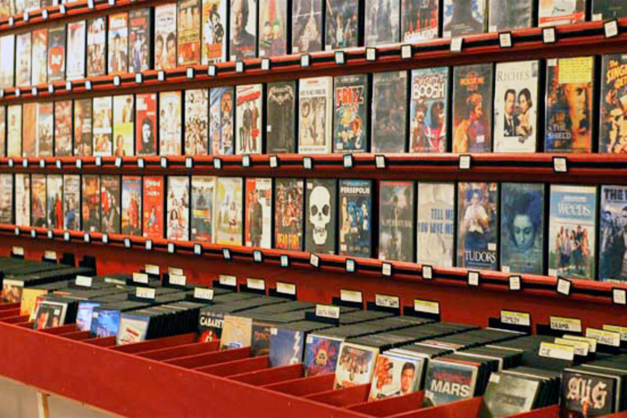 Eye Sore Cinema Video Store Day
