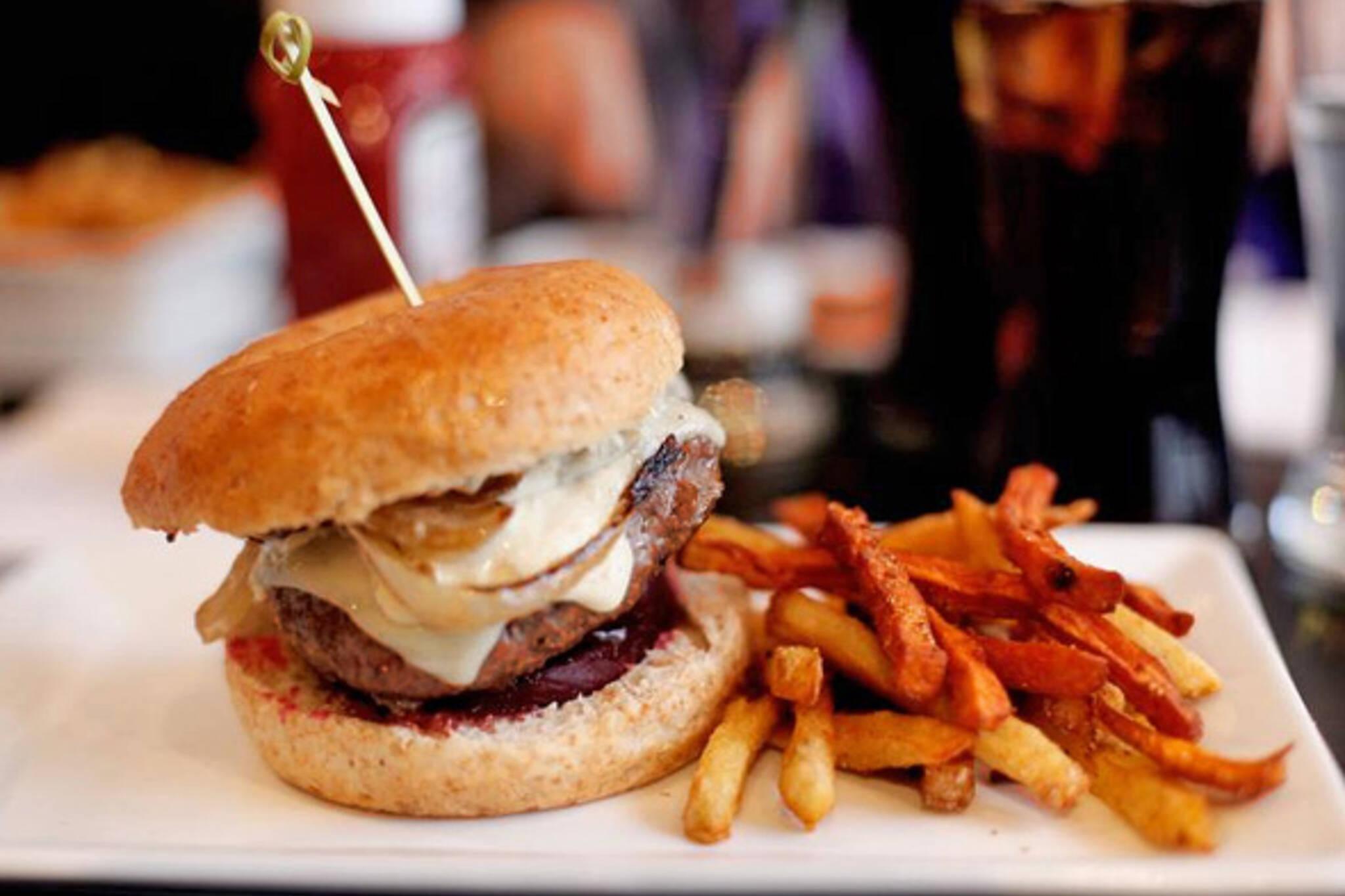 Bison Burger Toronto