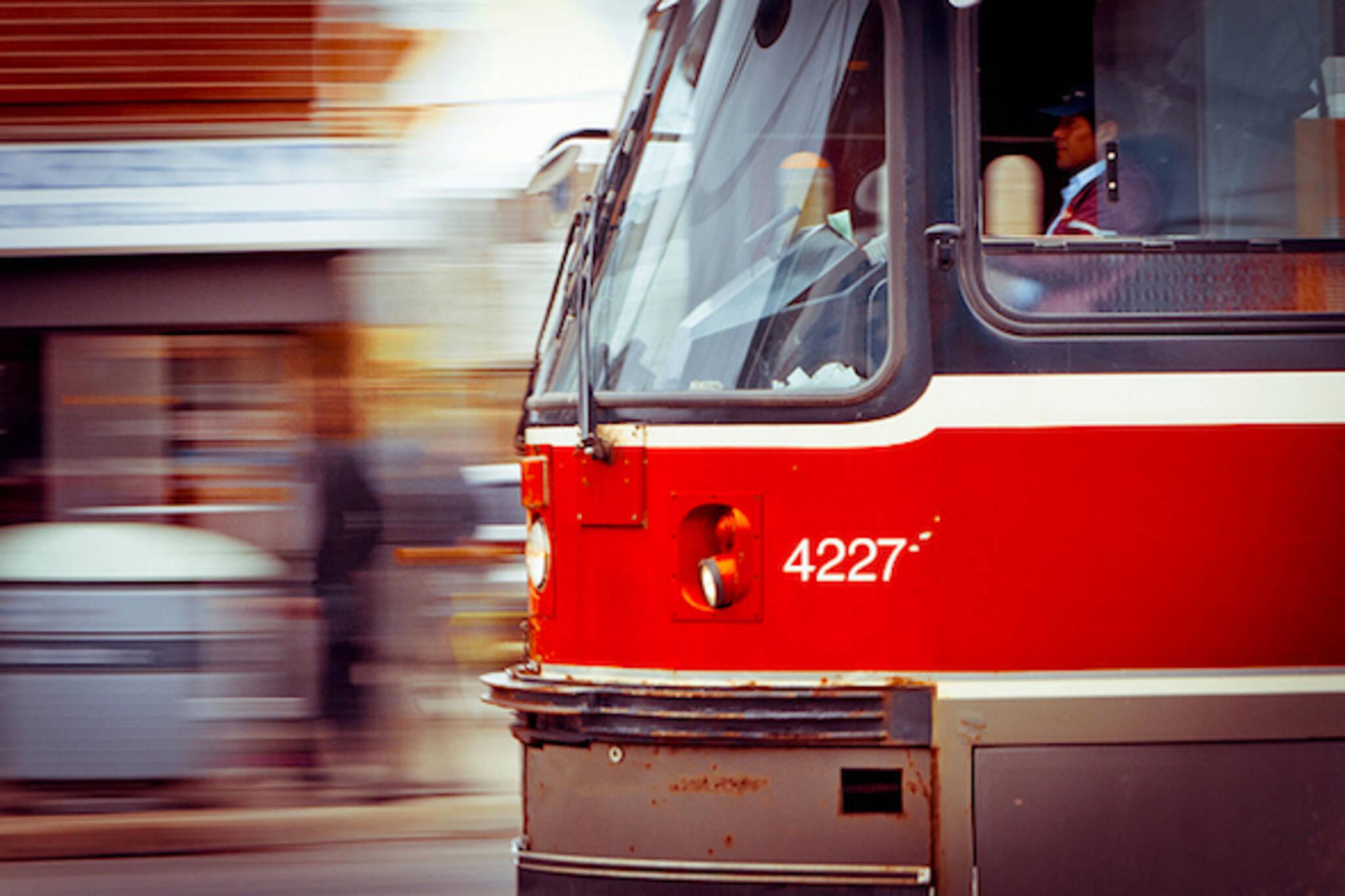 MB Streetcar Driver