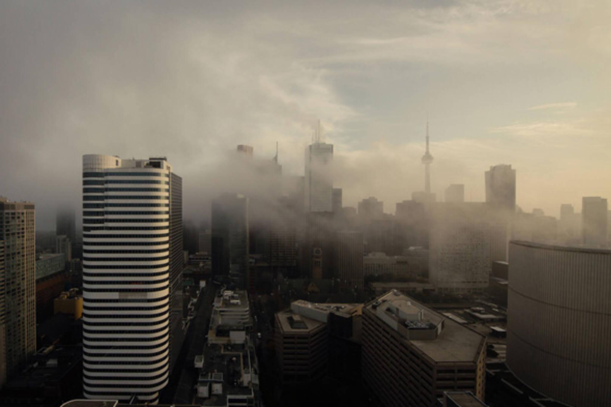 Toronto Timelapse Javin