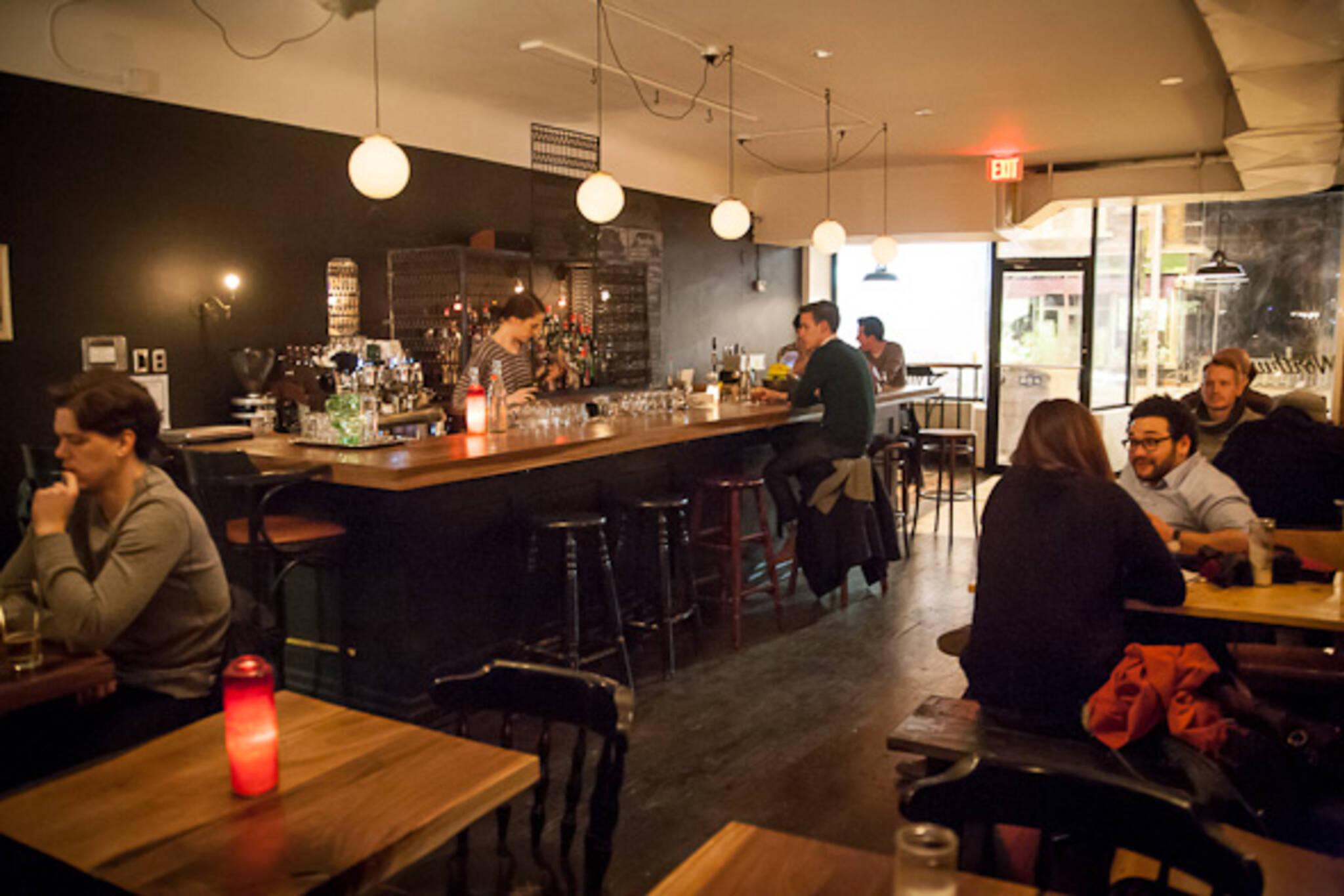 cafe bar Christie Pits