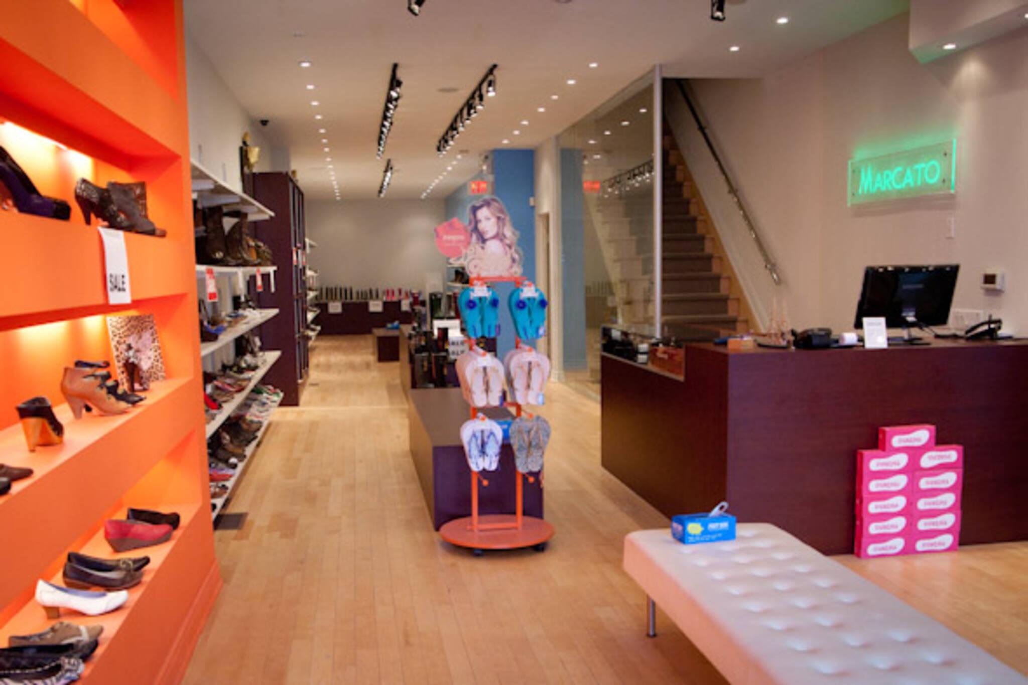 Queen West Shoe Store