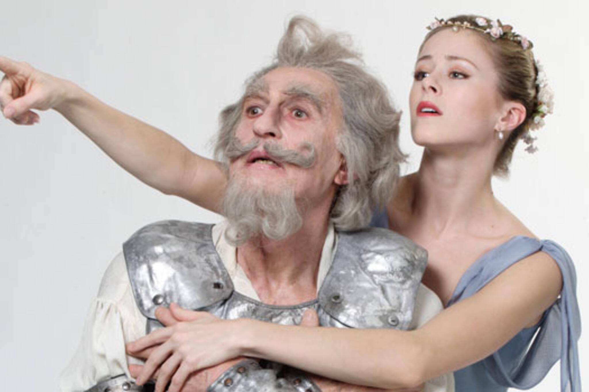 Balanchine's Don Quixote