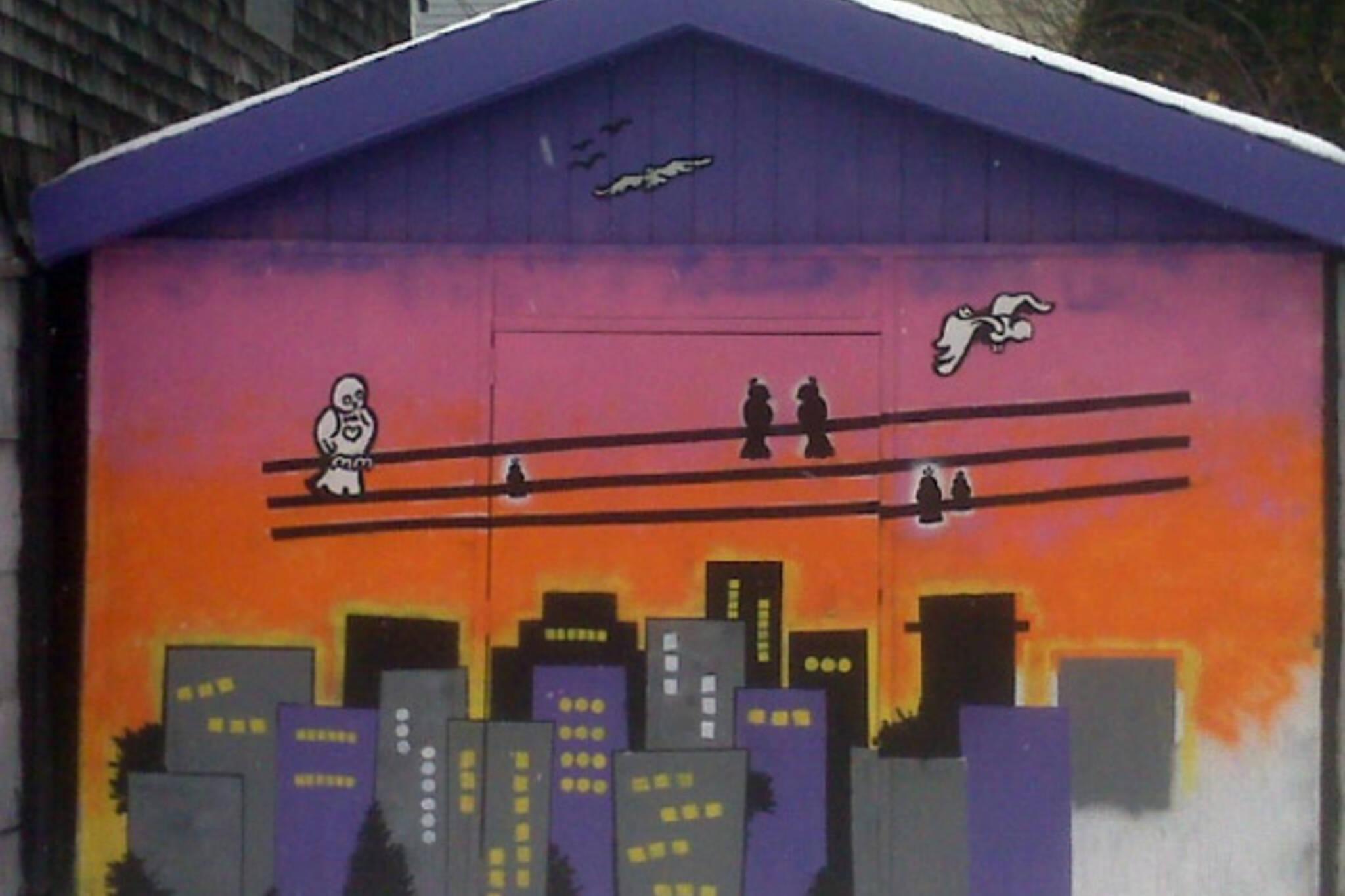 Toronto Graffiti by-law