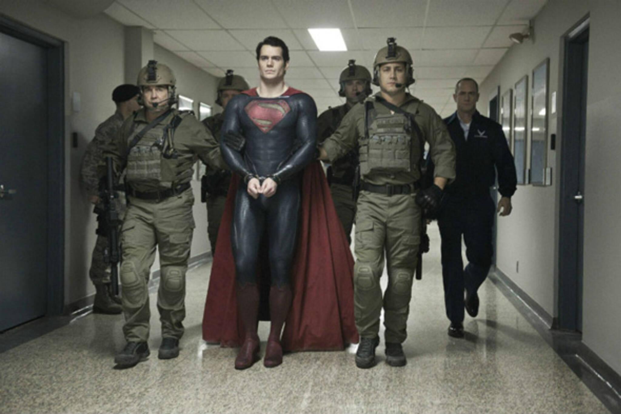 Man of Steel Superman Movie