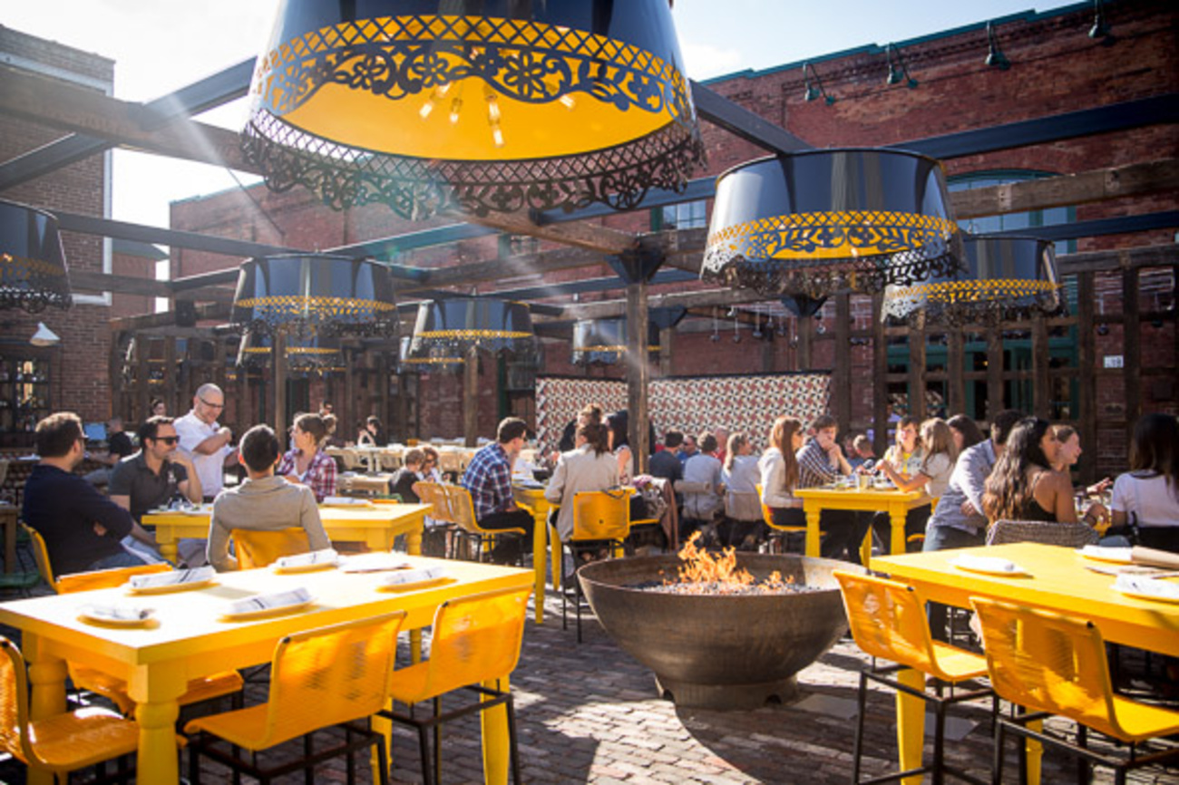 Massive new Mexican restaurant comes with killer patio
