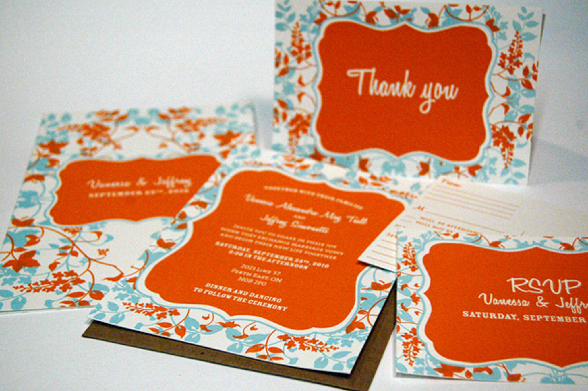 The top 10 cheap wedding invitations in Toronto
