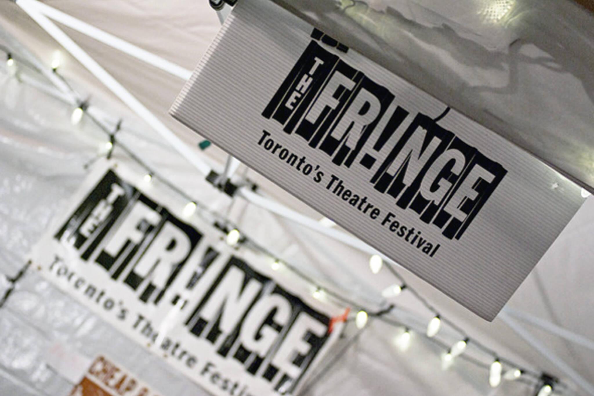 Fringe Festival Toronto