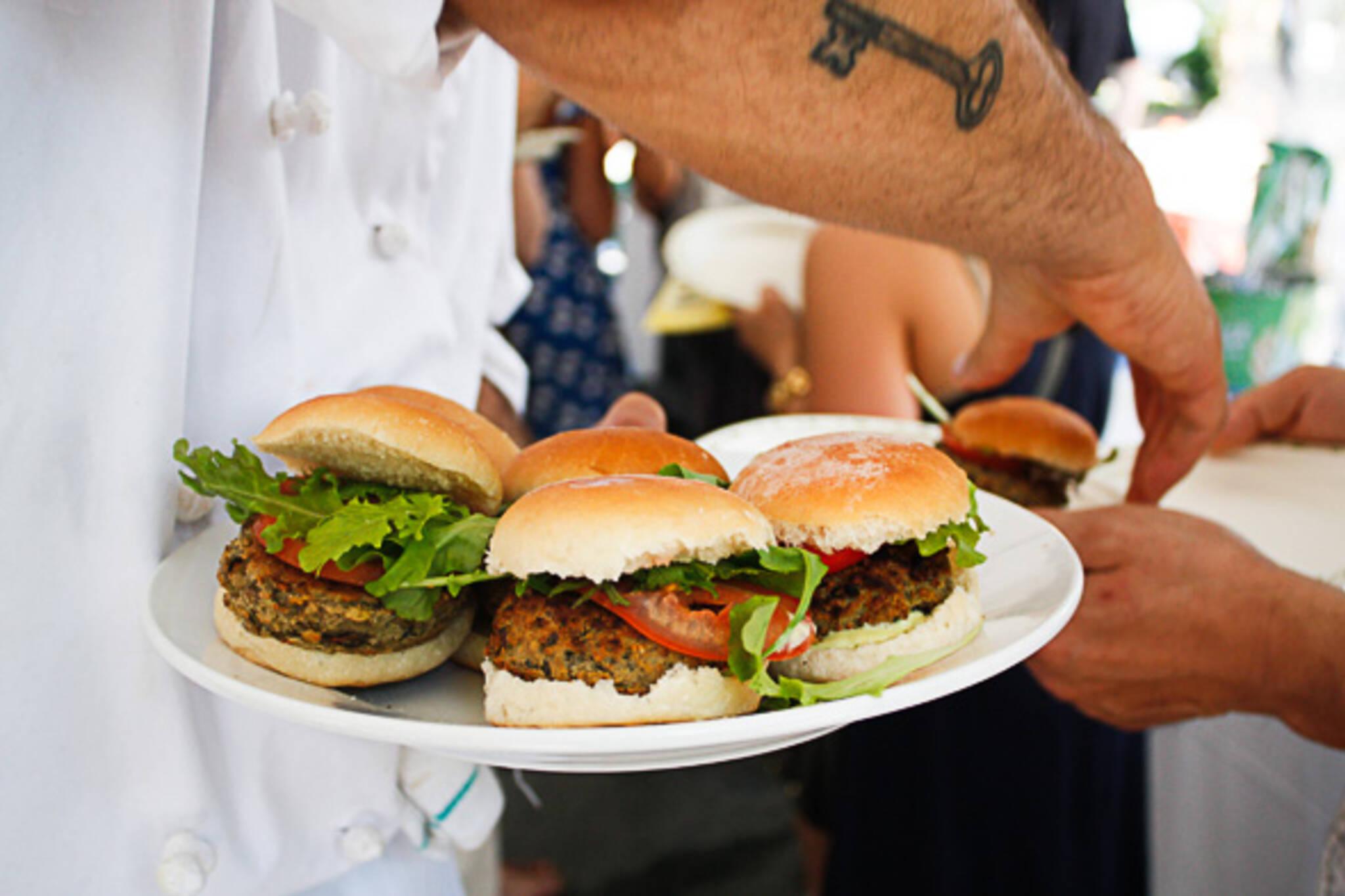Danforth burgers