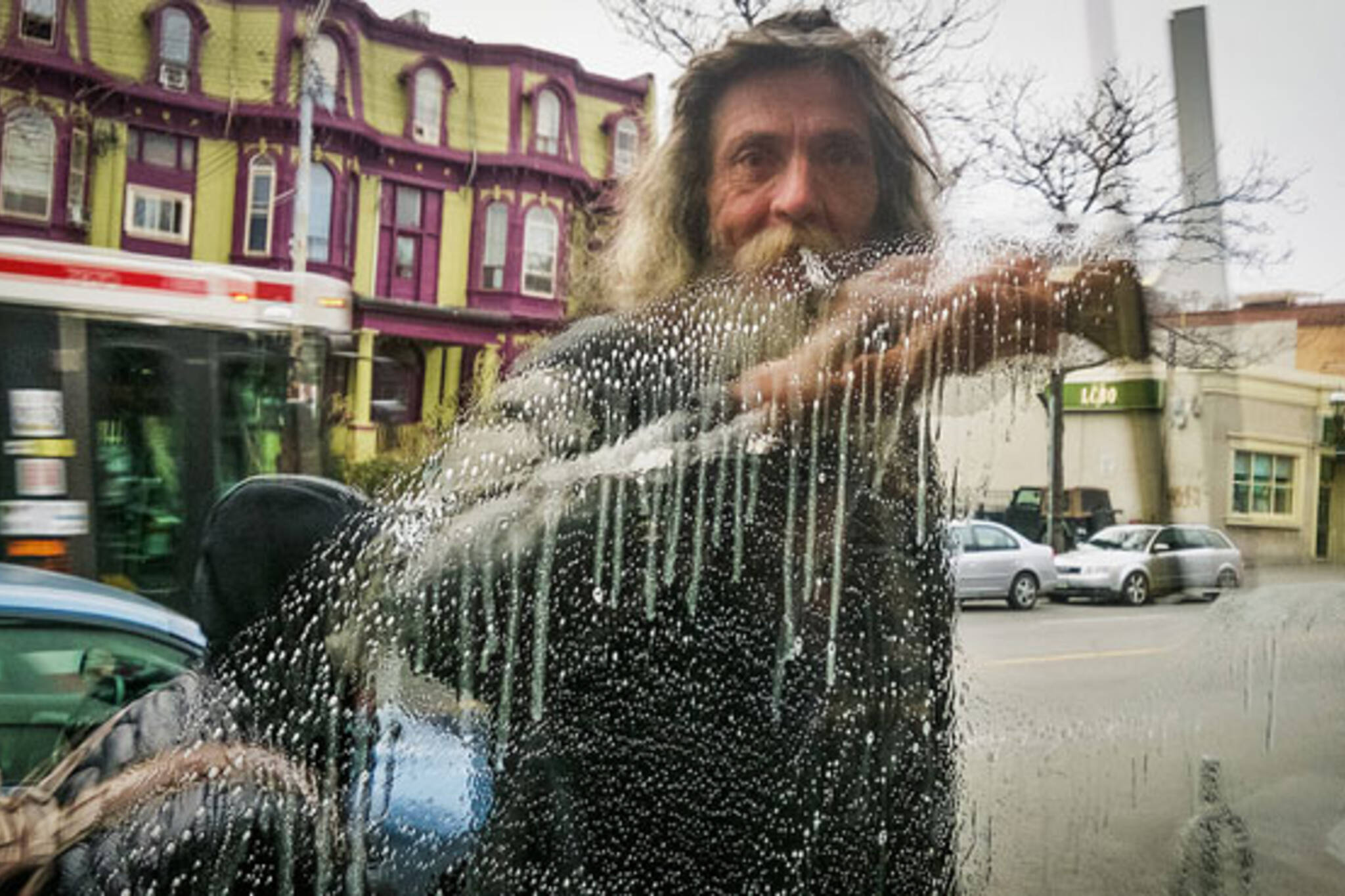 toronto window cleaner