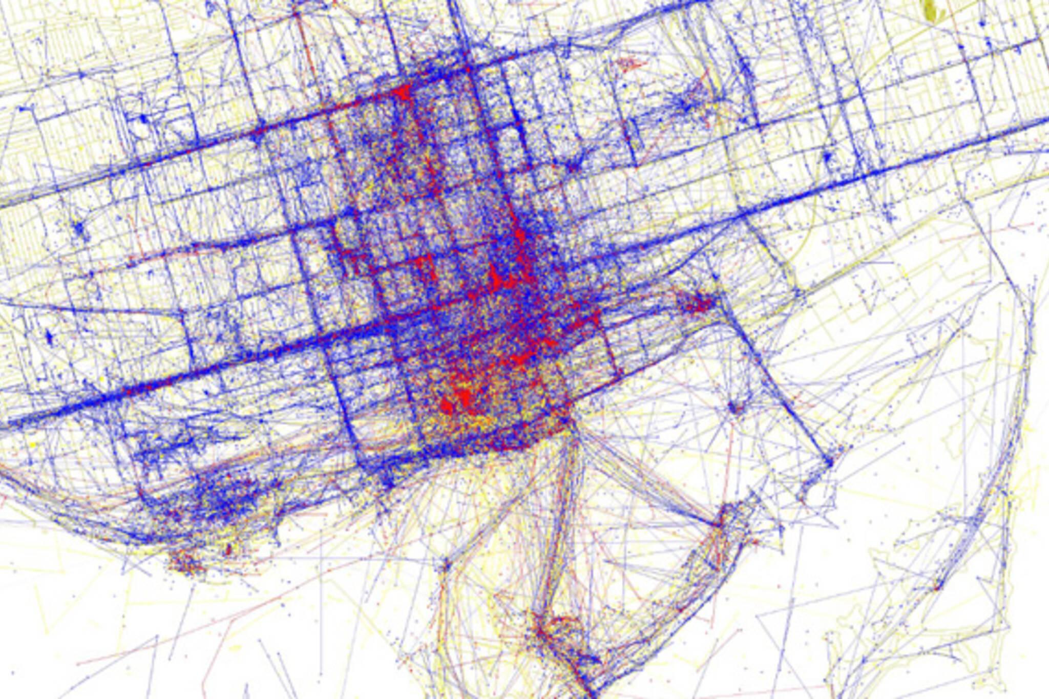 Unique Maps Toronto