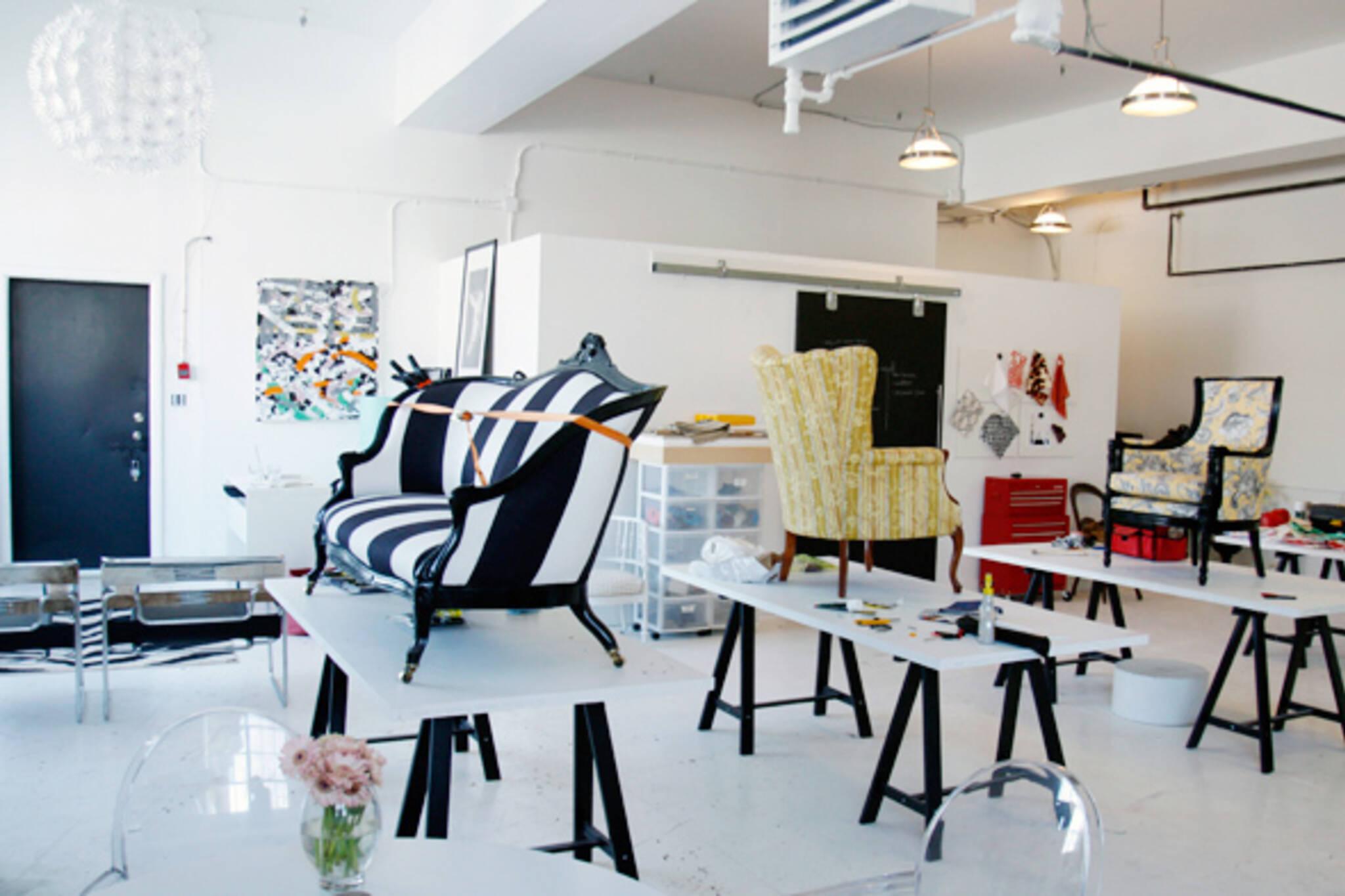 furniture upholstery Toronto