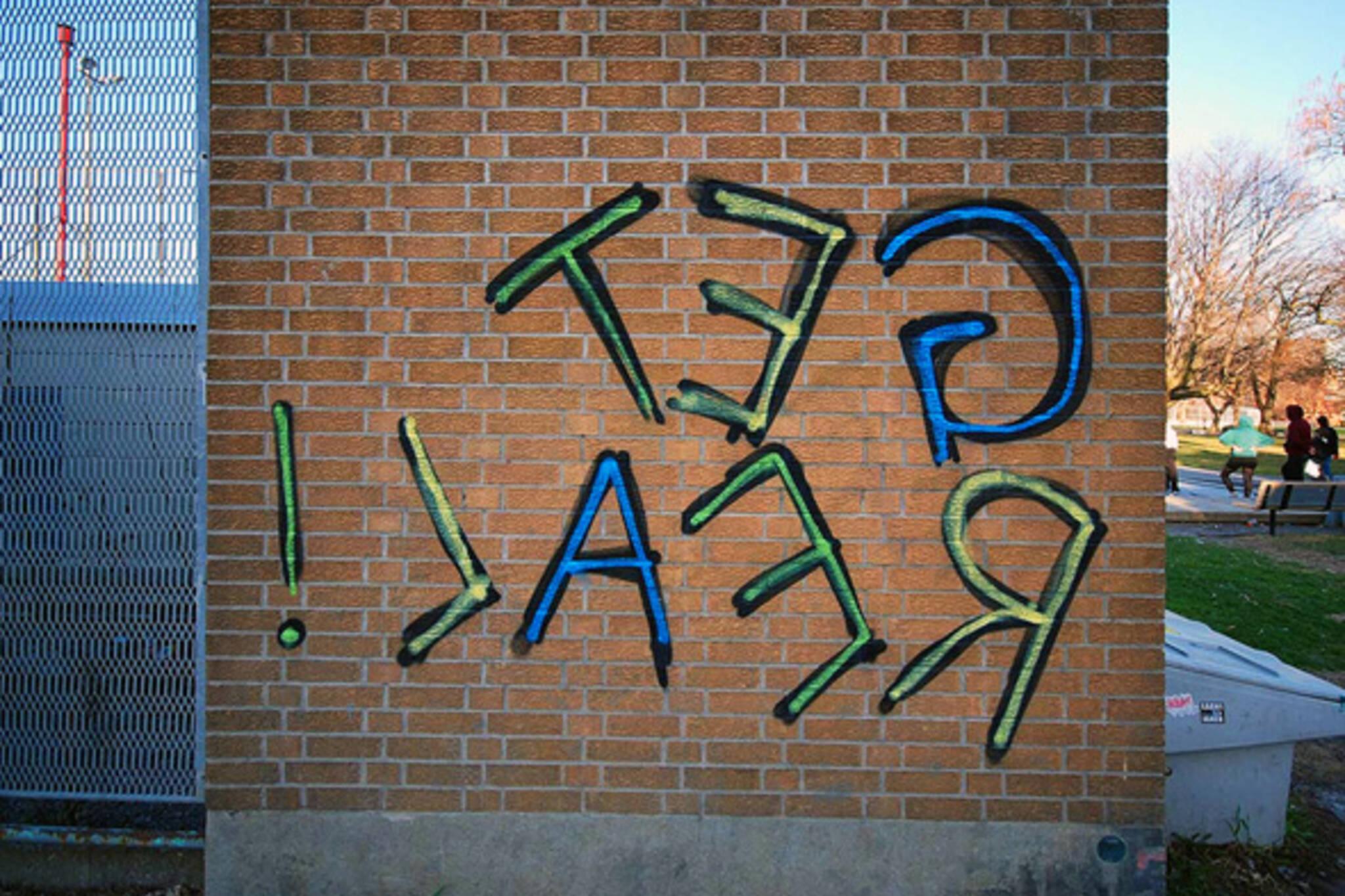 Toronto Graffiti Fun