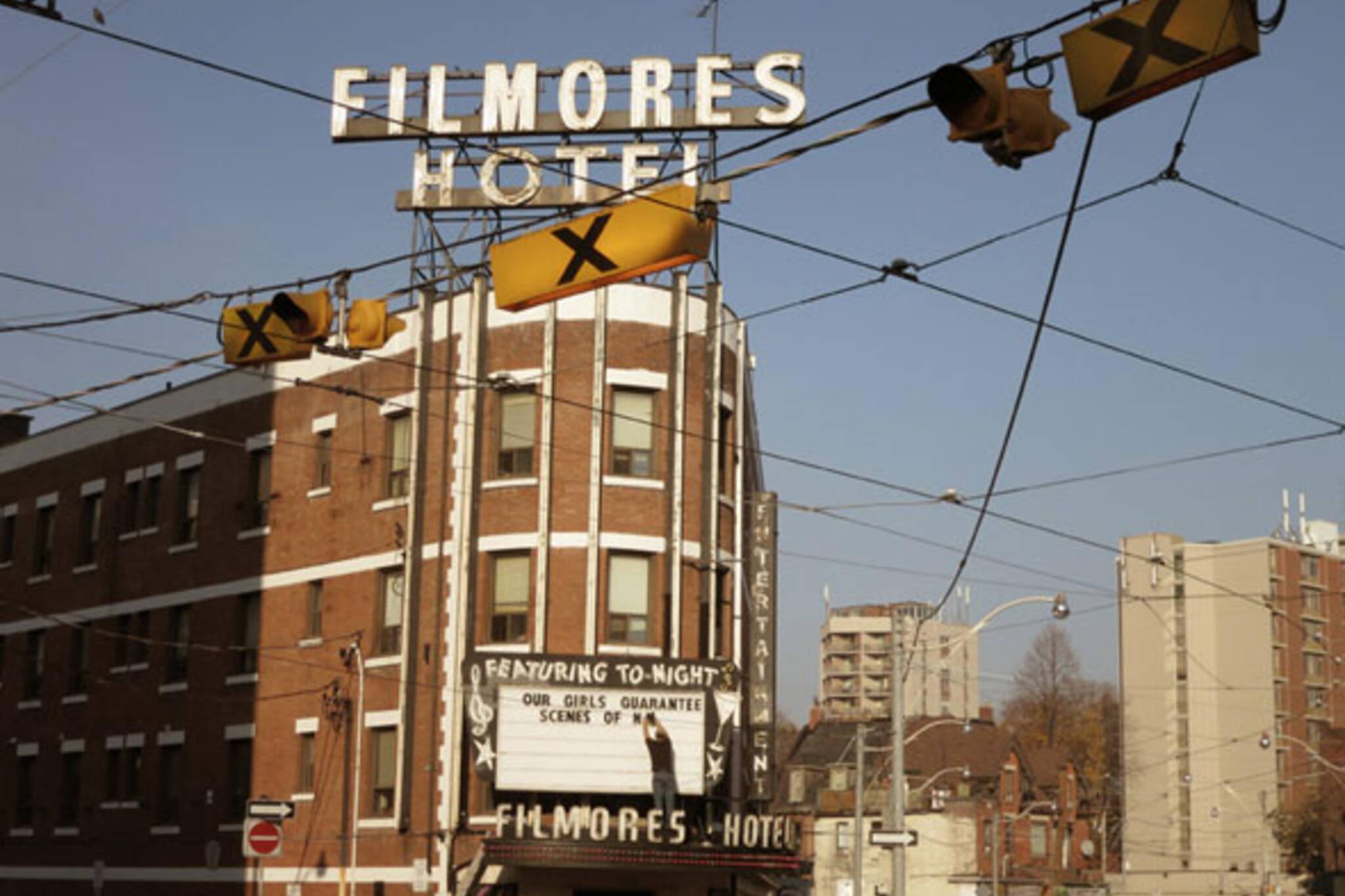 toronto filmore hotel