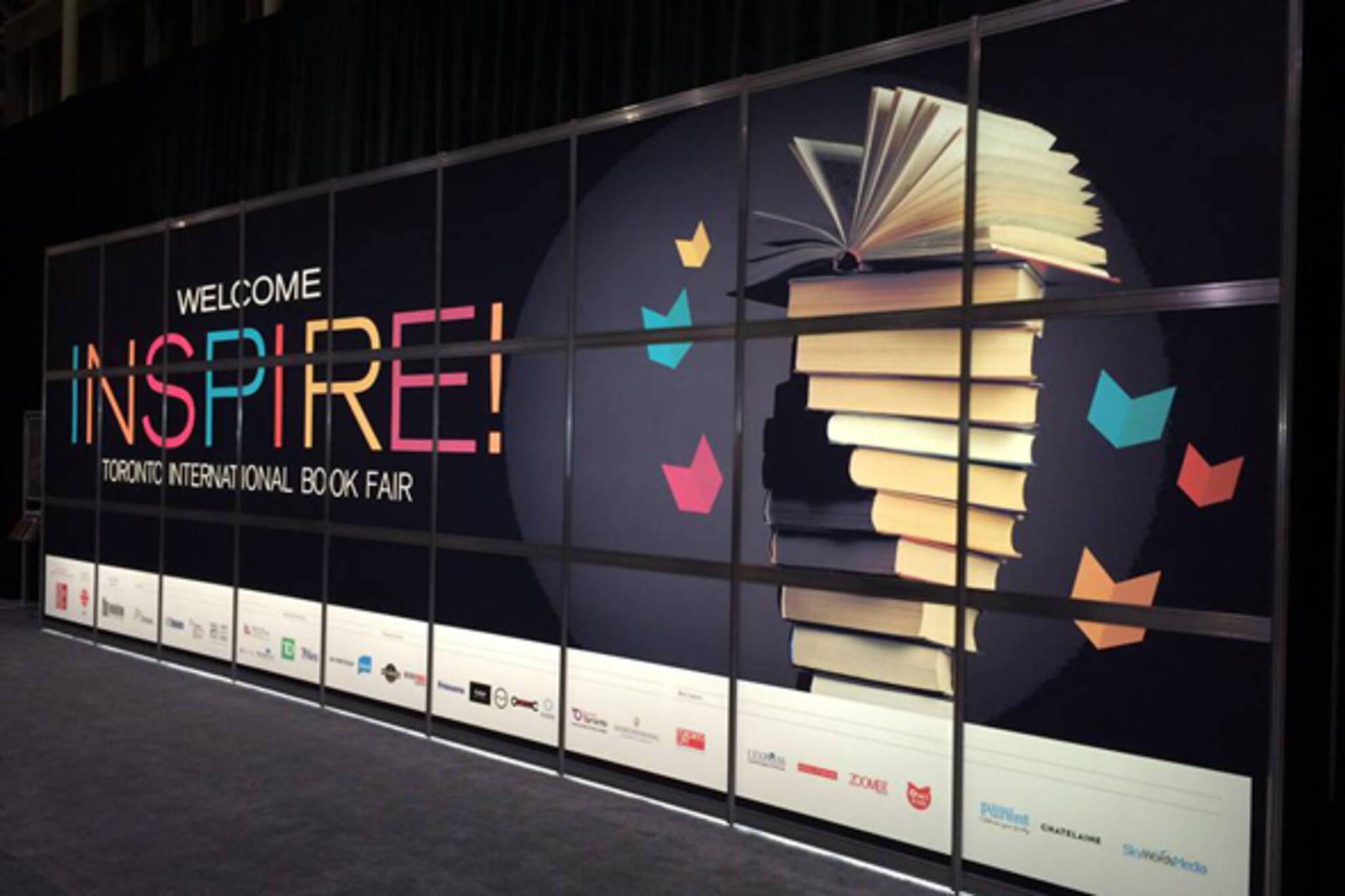toronto book fair