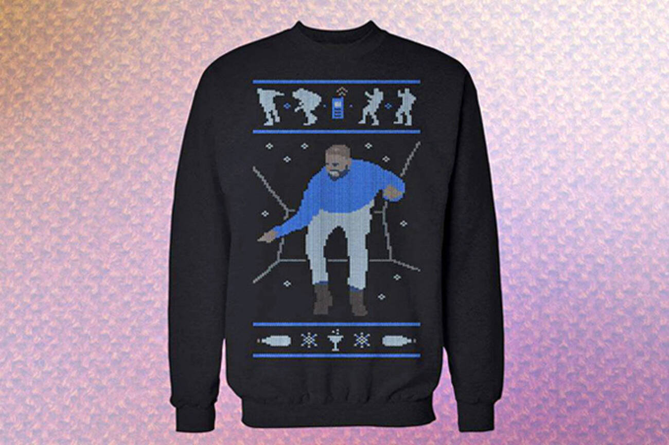 Where can you buy tacky christmas sweaters