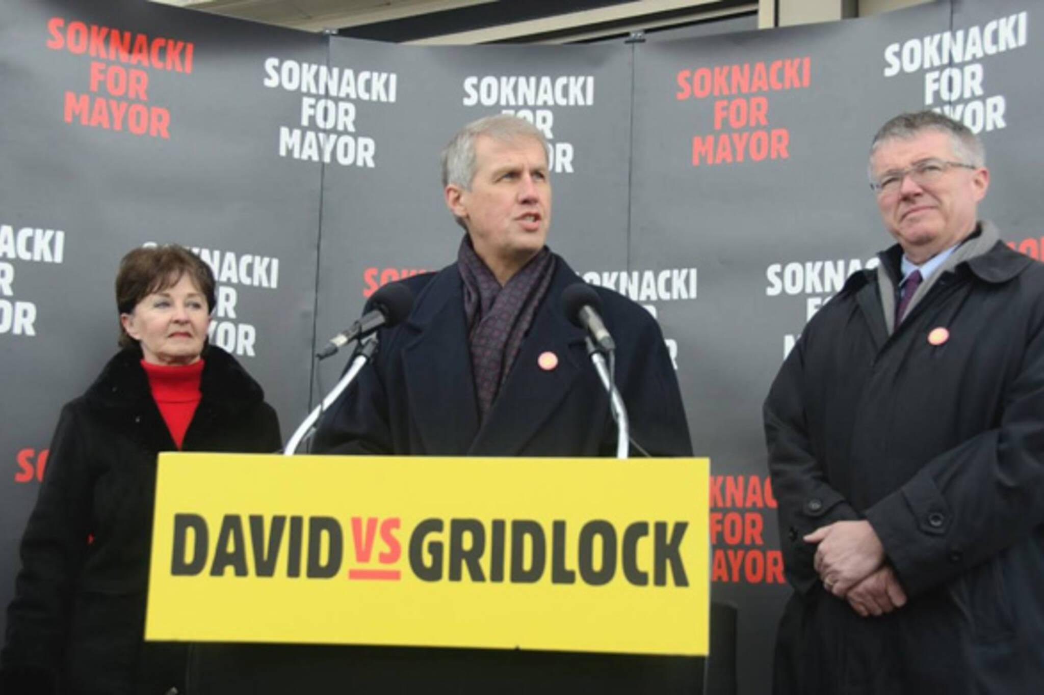 David Soknacki