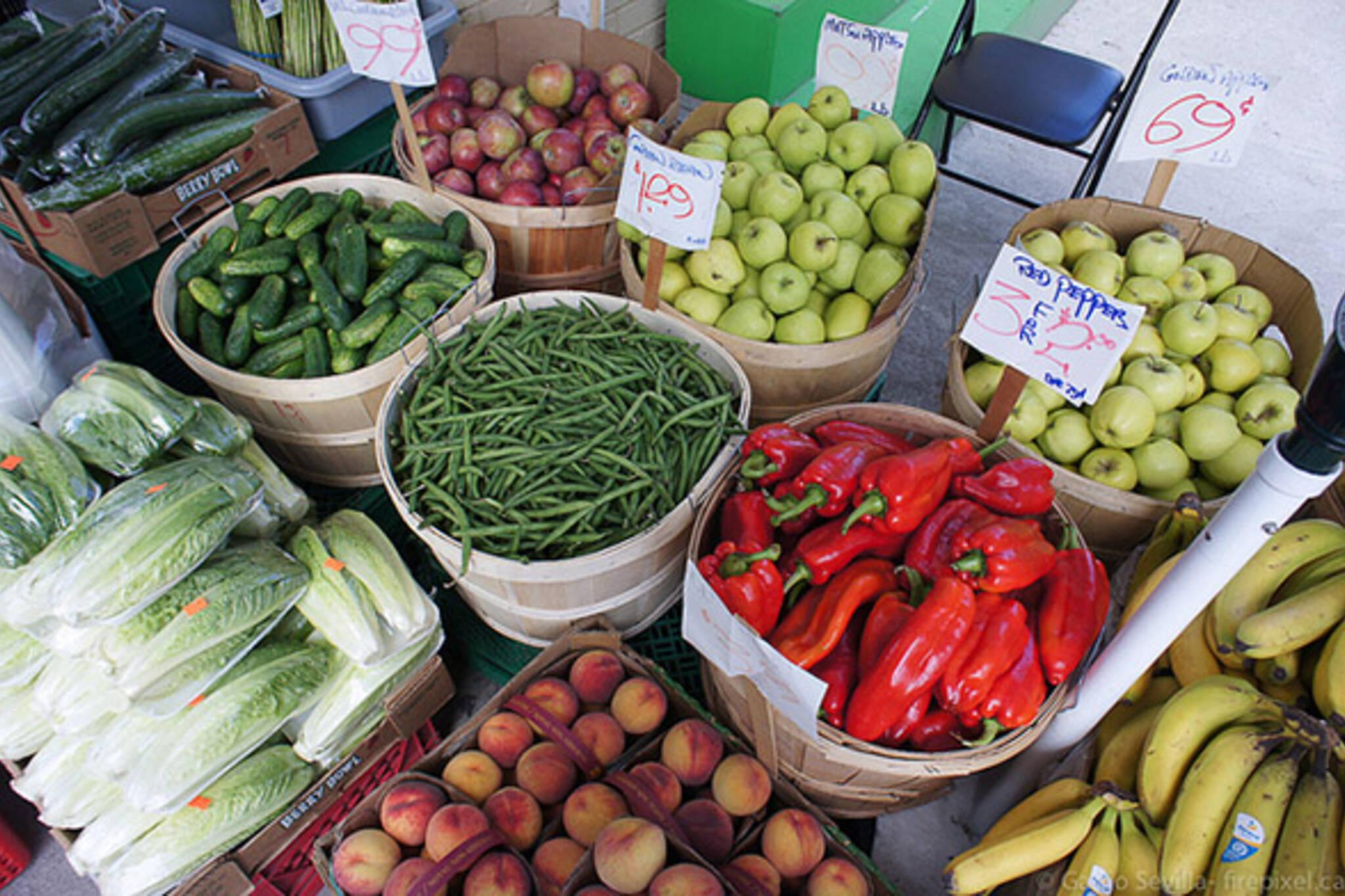 veggies, market, cabbagetown