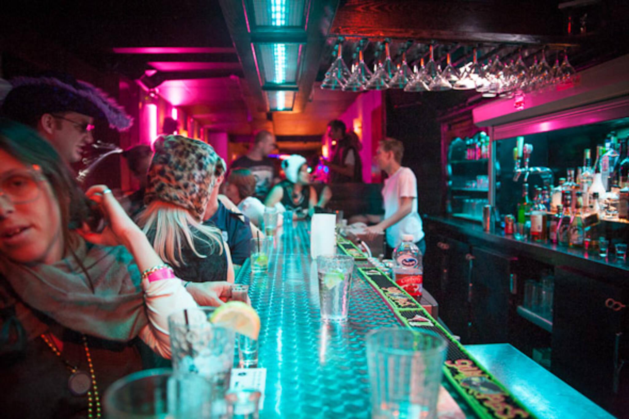 toronto dj bar