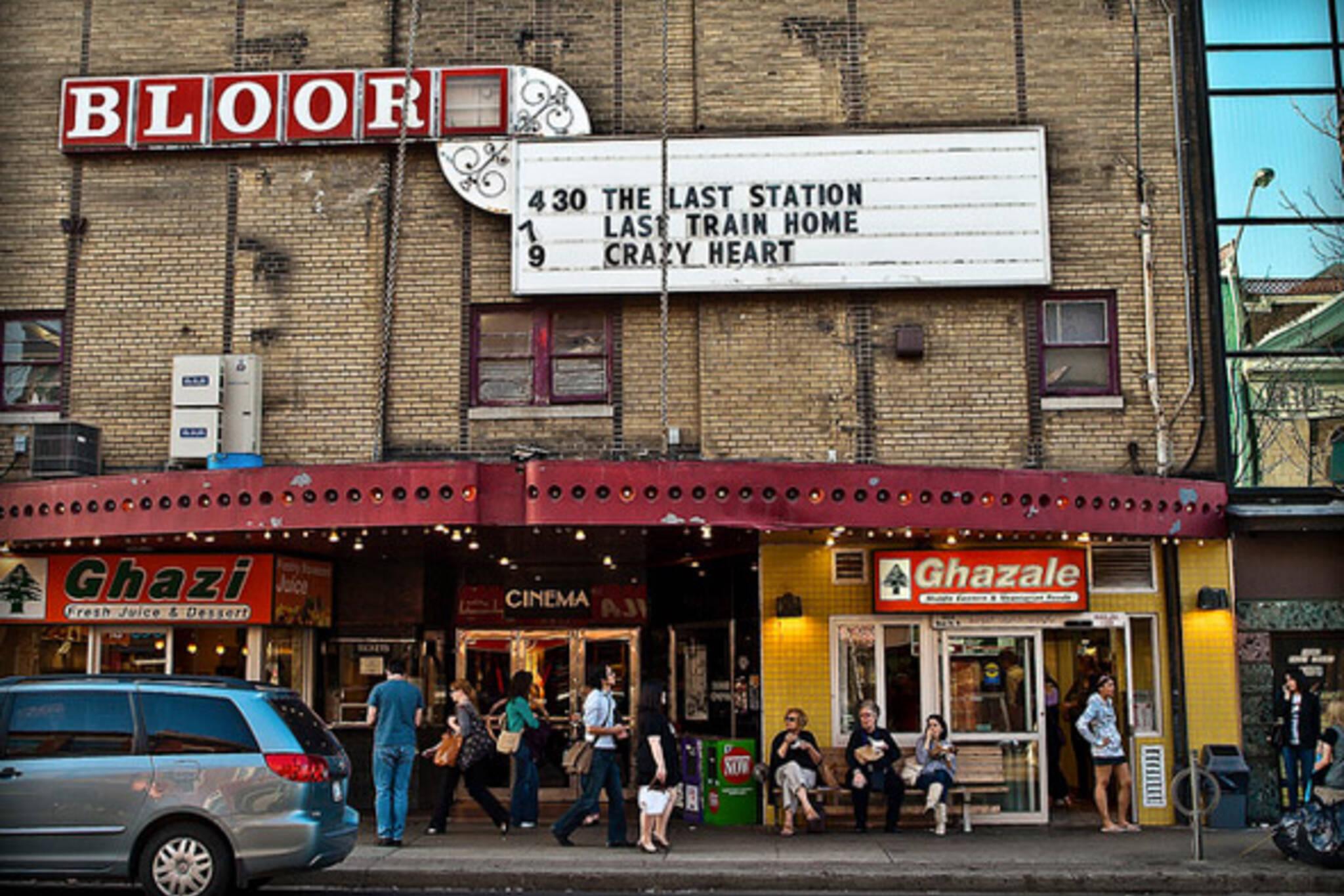 Bloor Cinema Closed Renovations